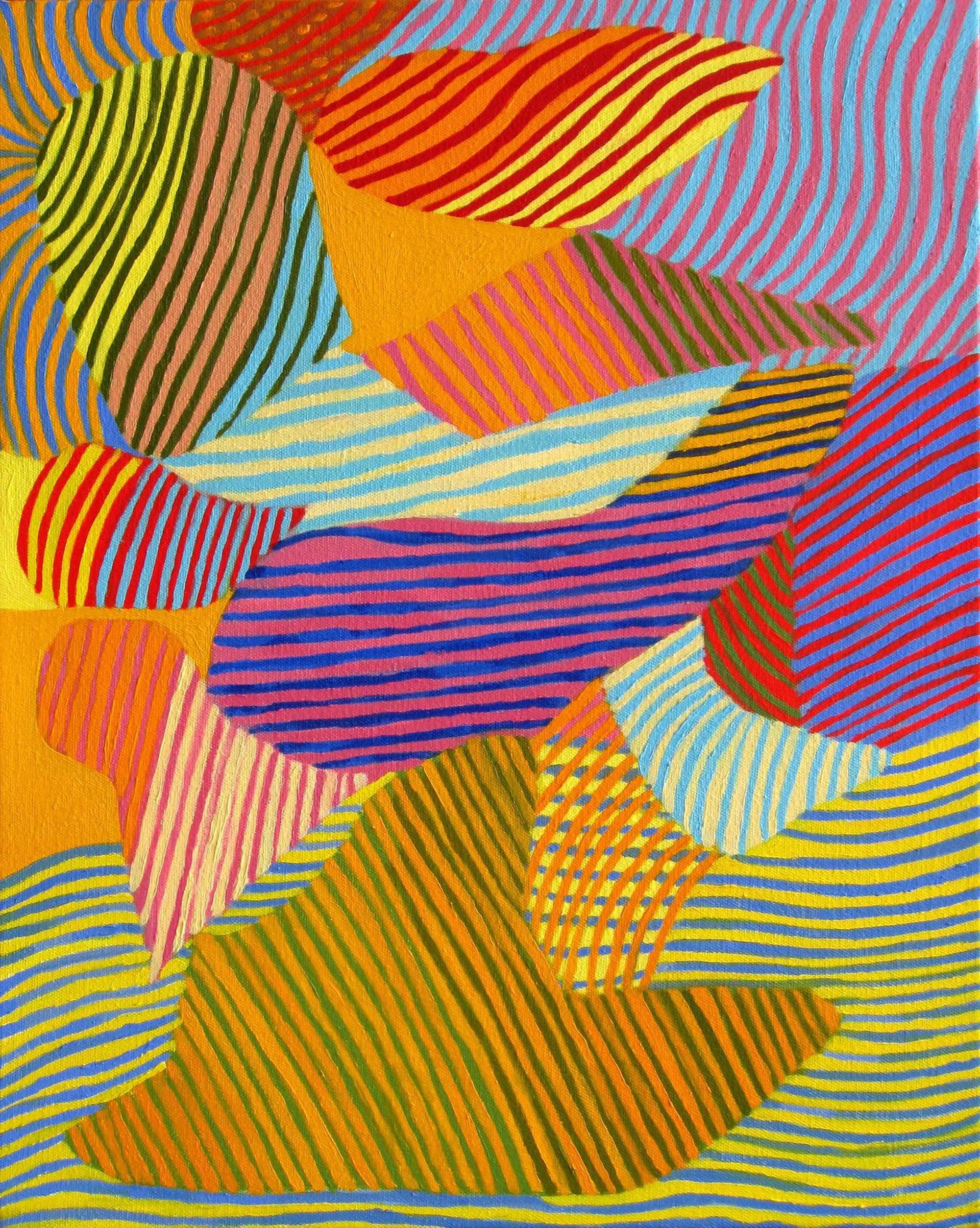 Craig Moran - Burst by Visiting Artist