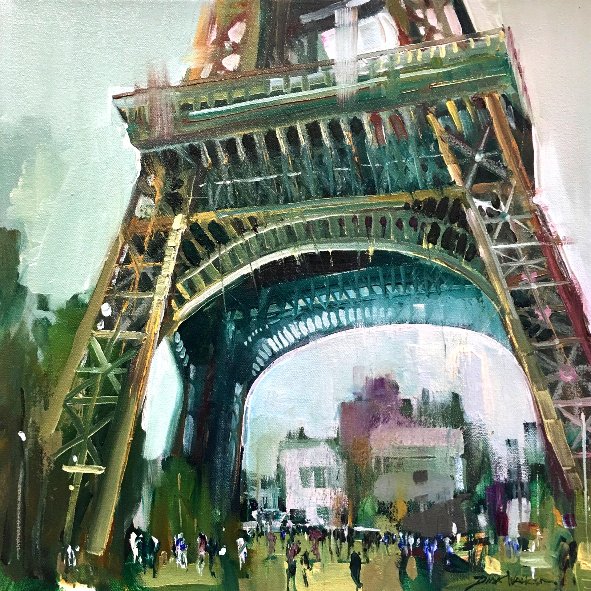 La Ville d'amour by Dirk Walker