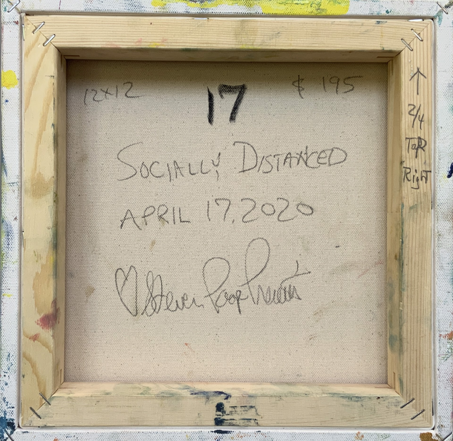 Socially Distanced 17 by Steven Page Prewitt