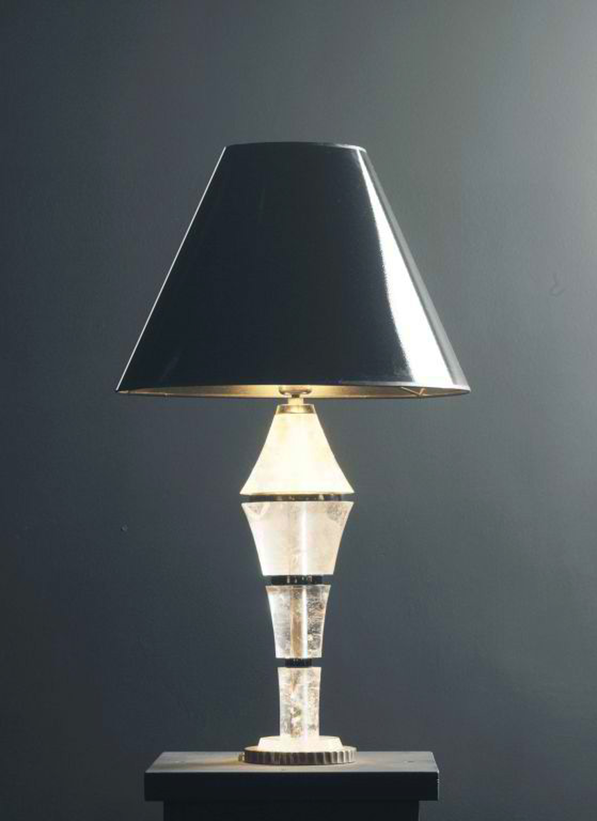 """Pagode"" Table Lamp by Sylvain Subervie"