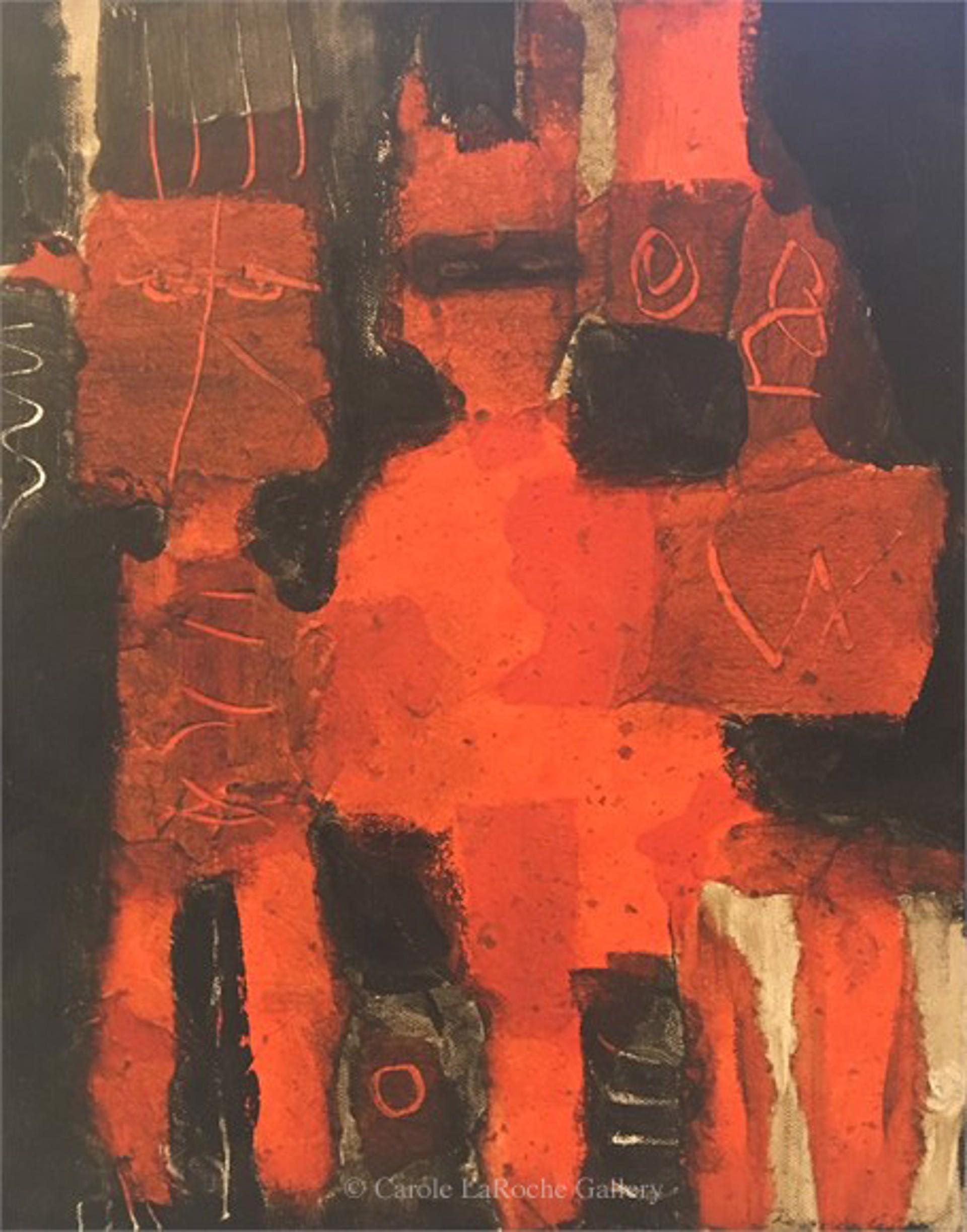 RED EARTH by Carole LaRoche