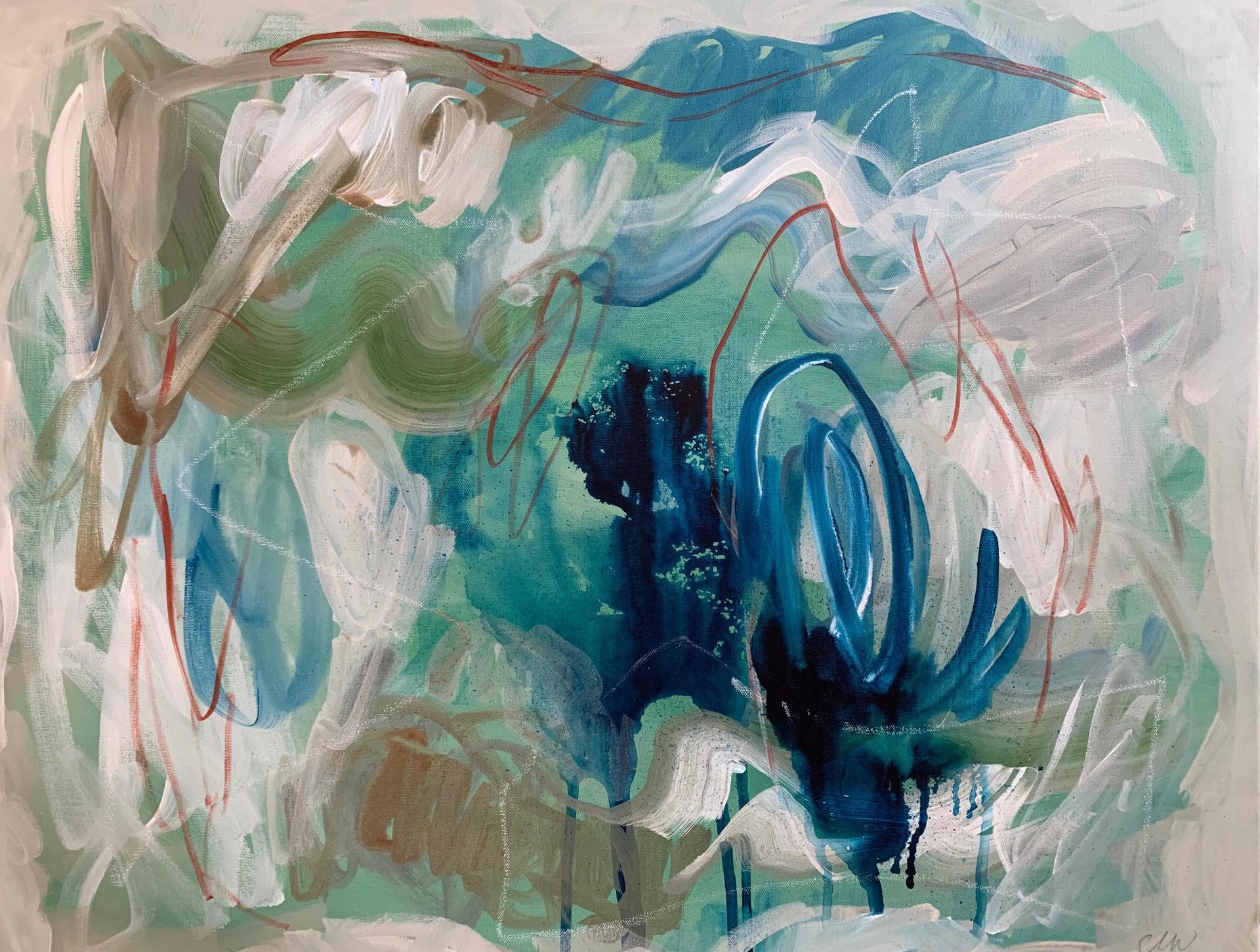 Trail Creek III by Catherine Whitis