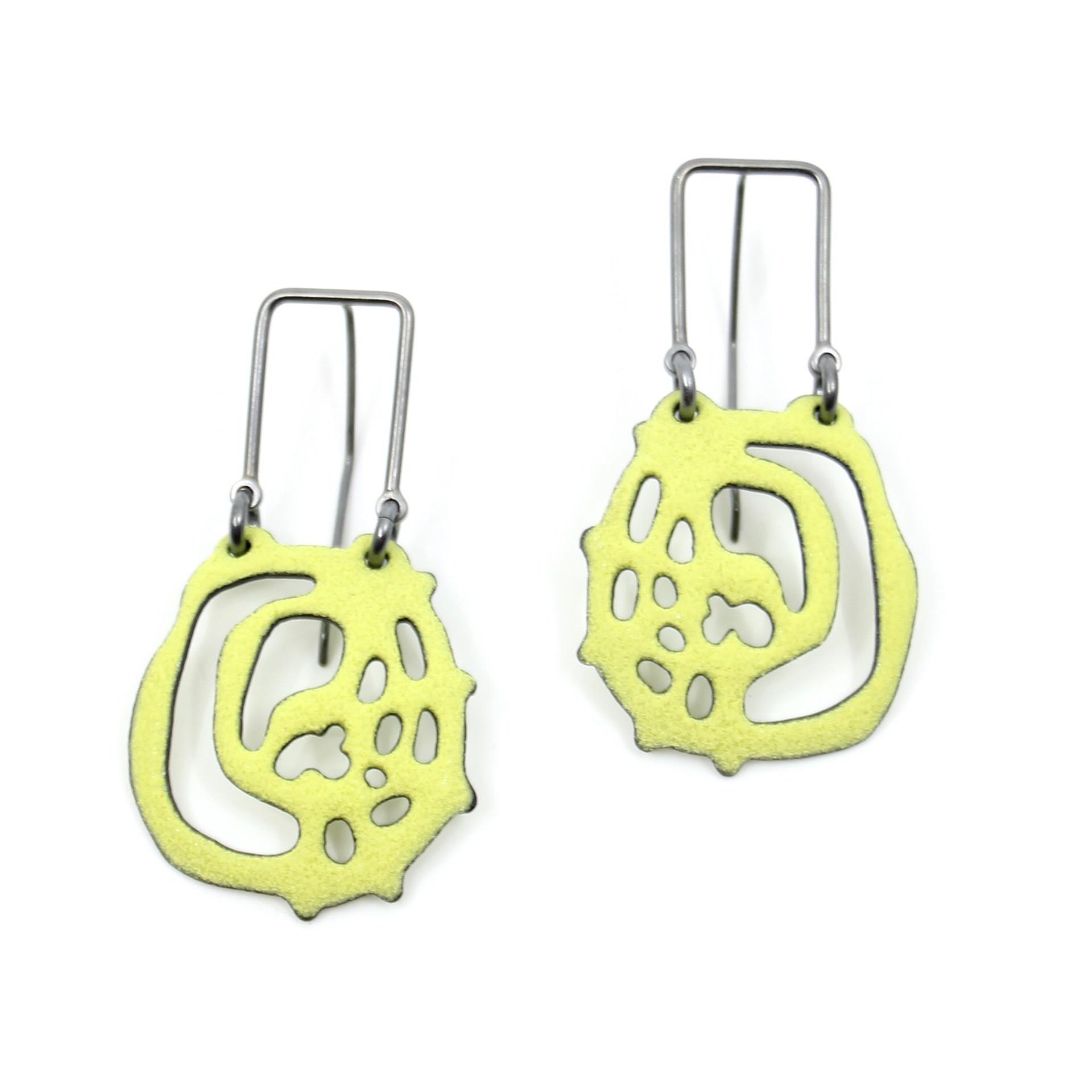 Orbit Earrings by Joanna Nealey