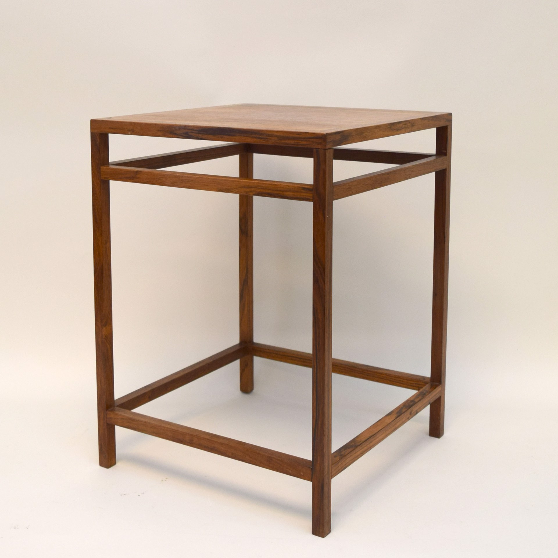 SMALL SIDE TABLE DESIGNED BY EJNER LARSEN & AKSEL BENDER MADSEN FOR WILLY BECK
