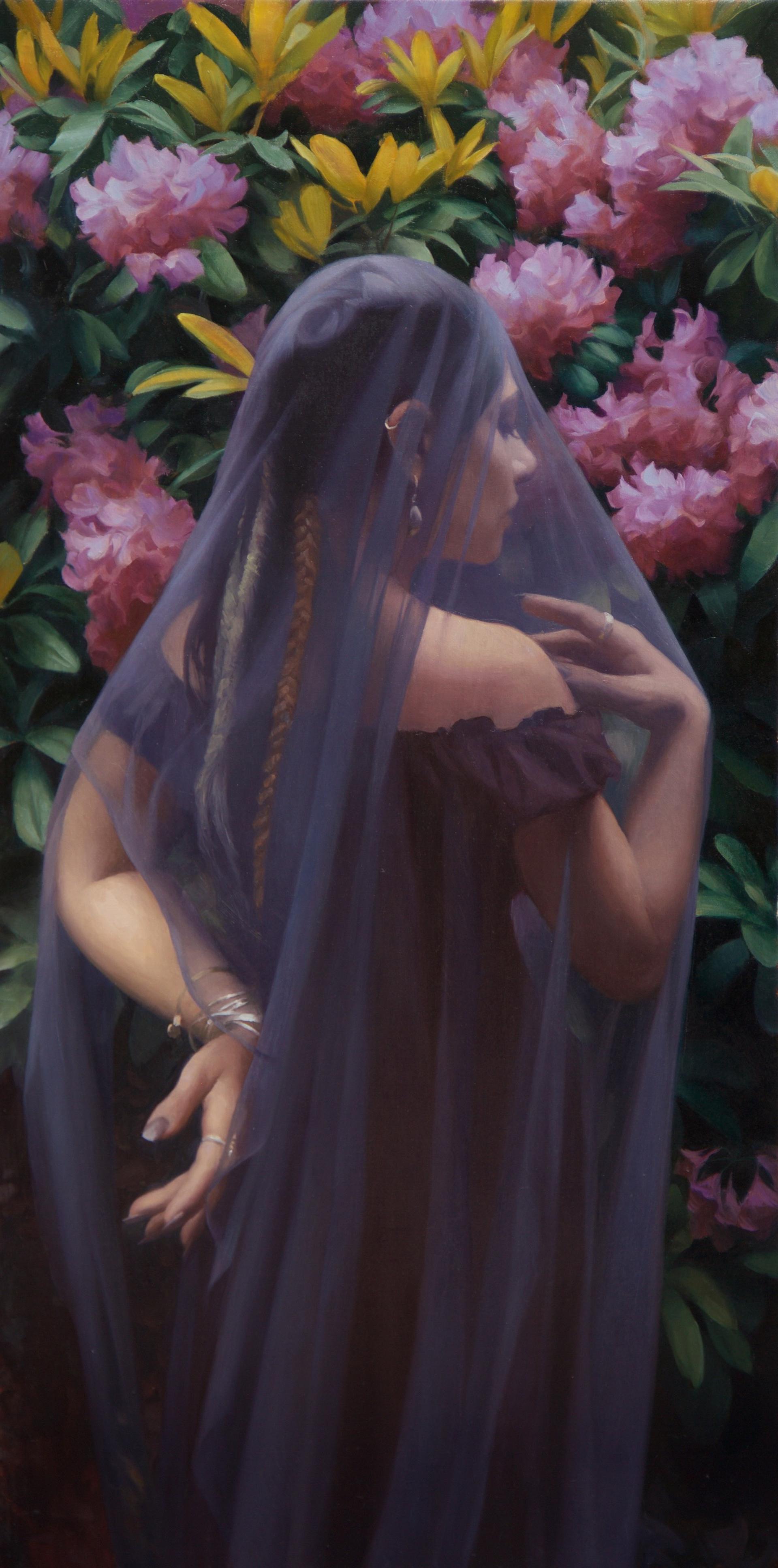 Violet Bride by Adrienne Stein