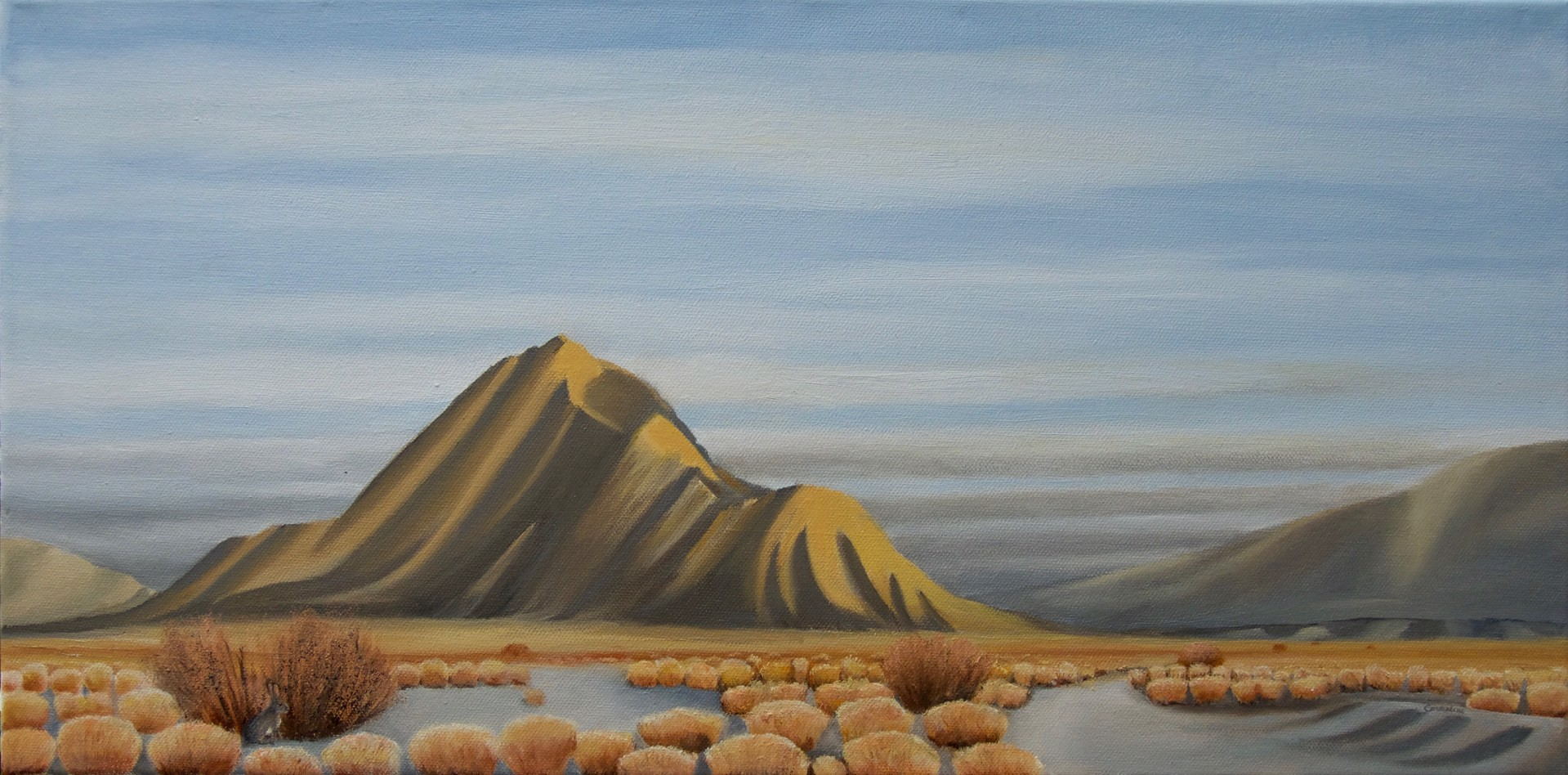 Desert Sentinel by Don Cornelius
