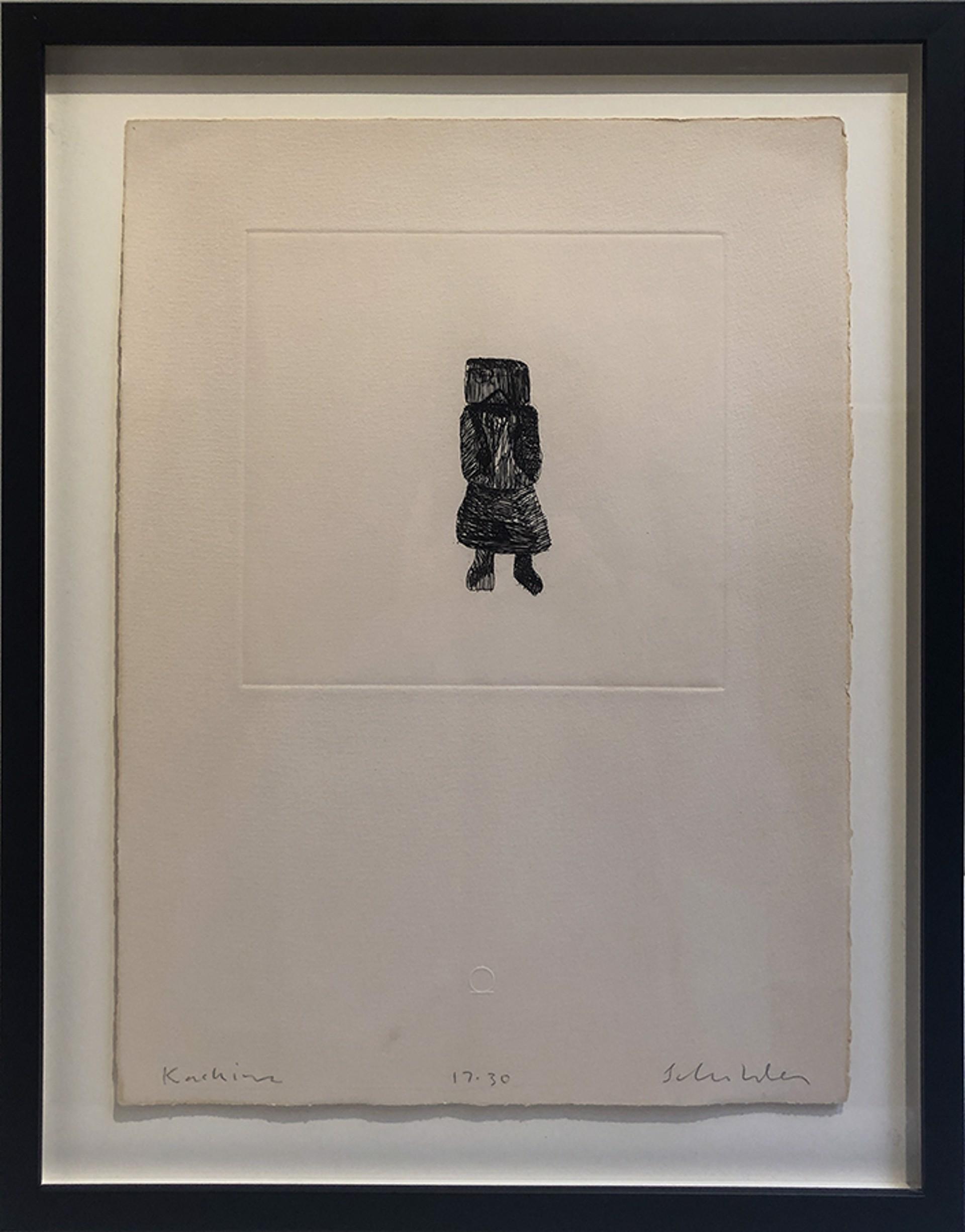 Kachina by Fritz Scholder
