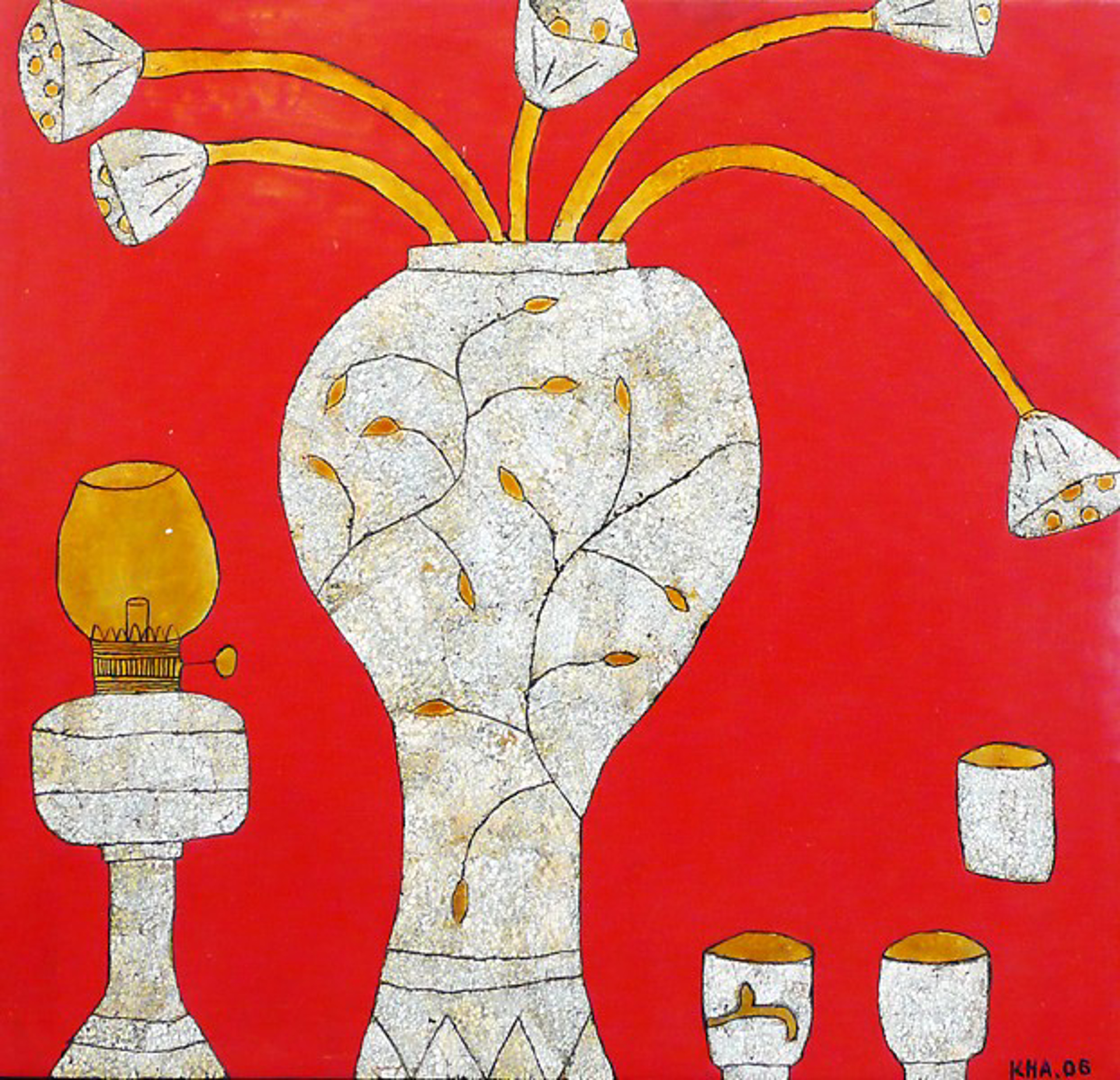Still Life by Bui Cong Khanh