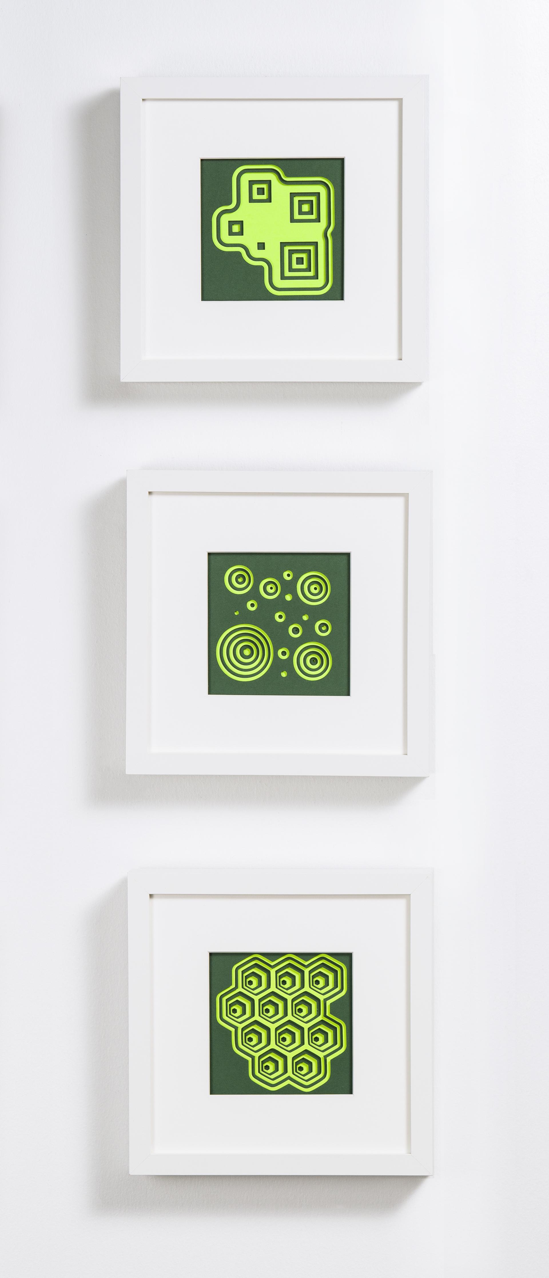 Neon Ivy by Daria Aksenova