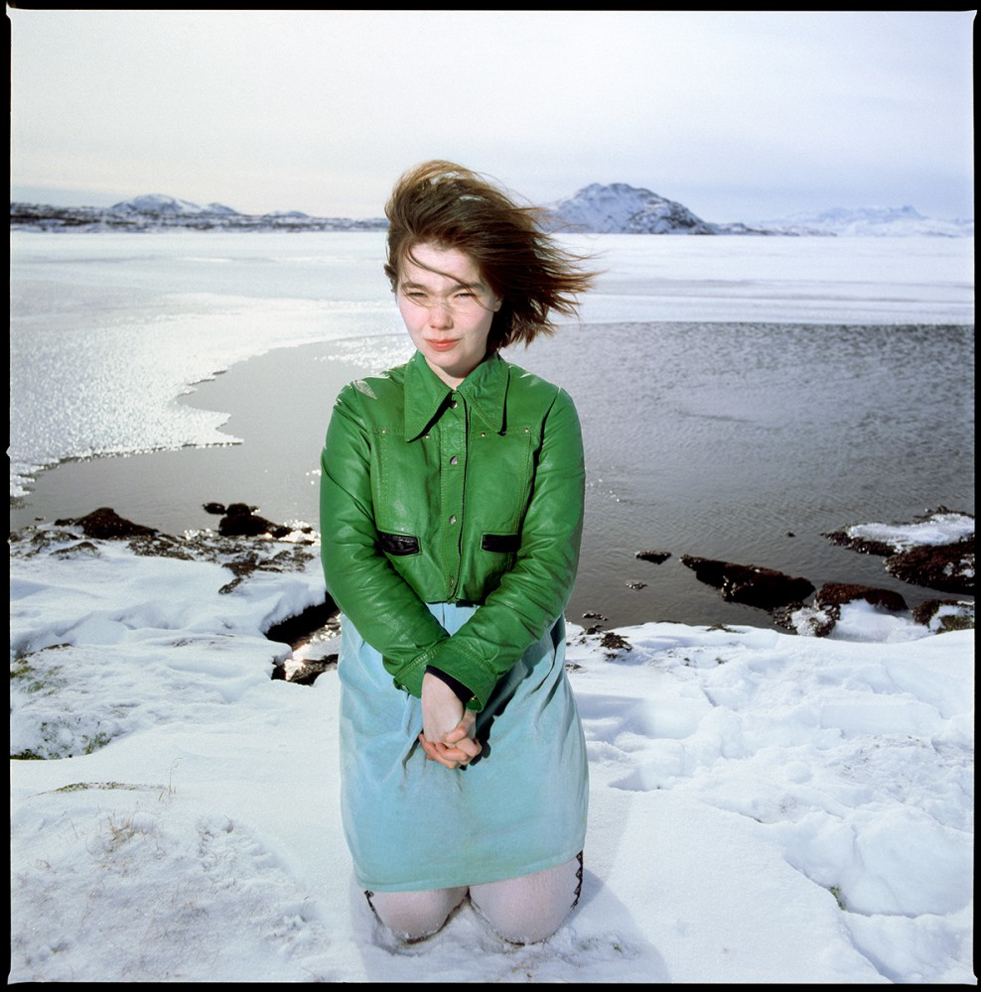 88045 Bjork Iceland Color by Timothy White
