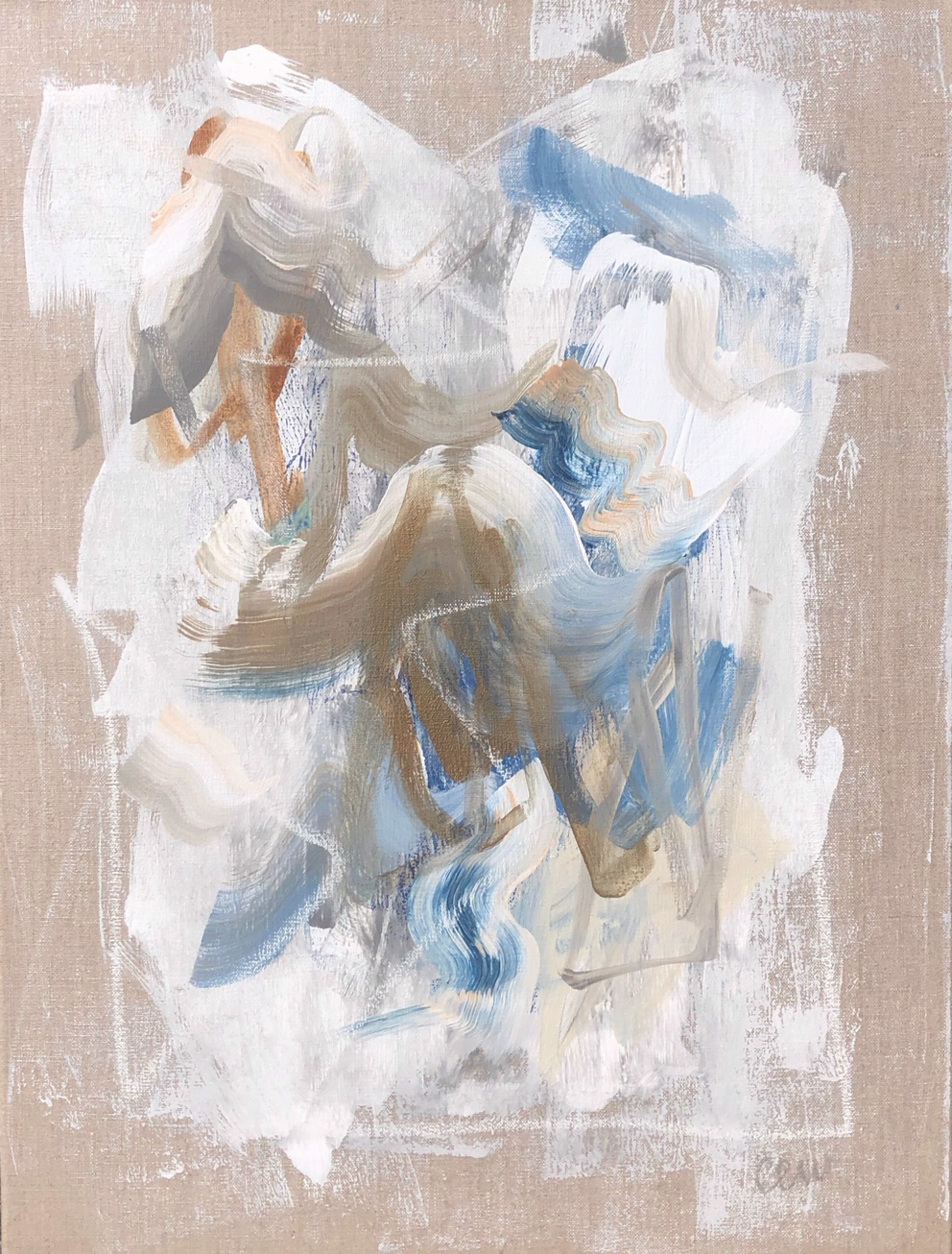 Flow 5 by Catherine Whitis