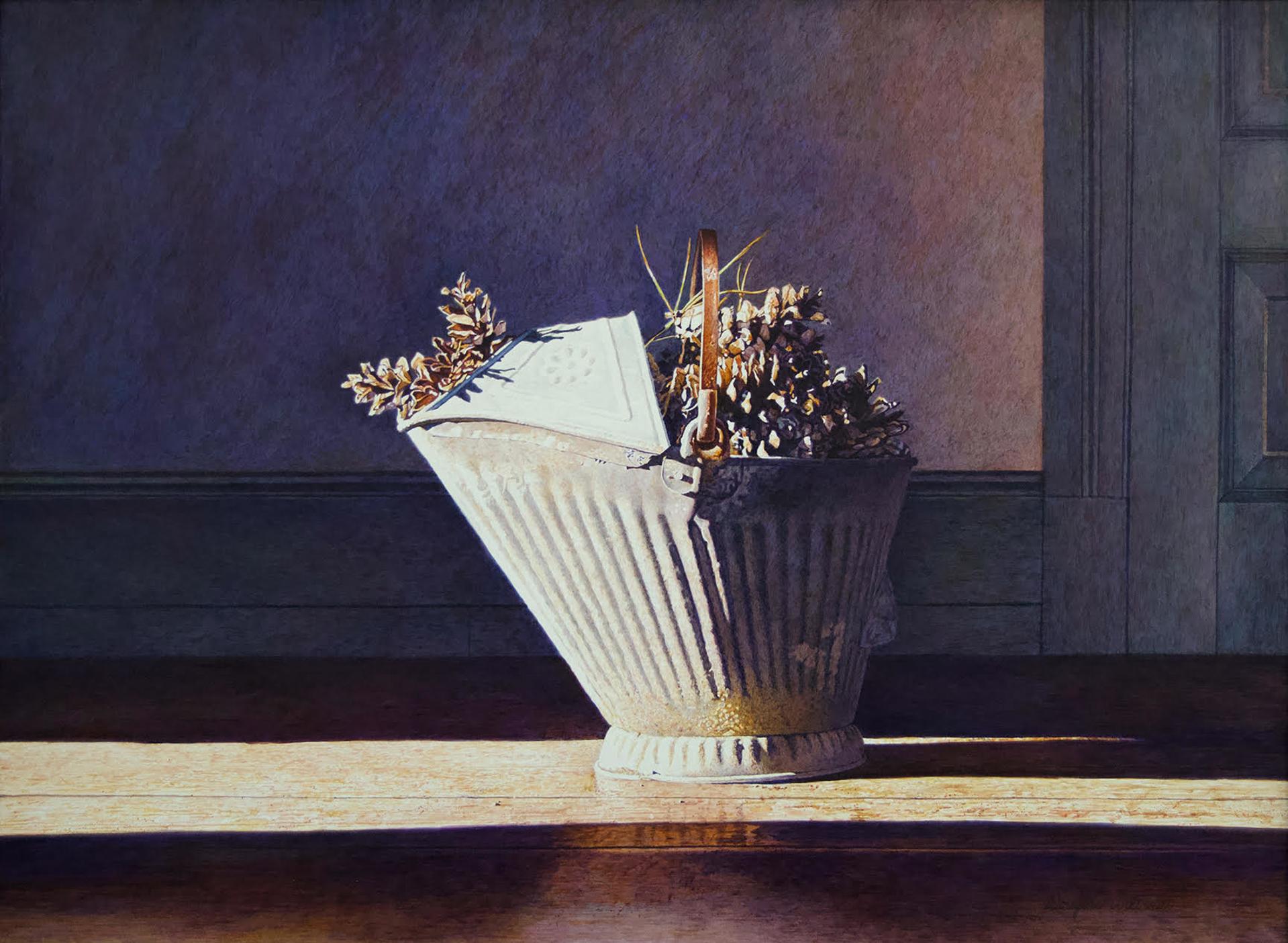 Scuttle Bucket by Douglas Wiltraut