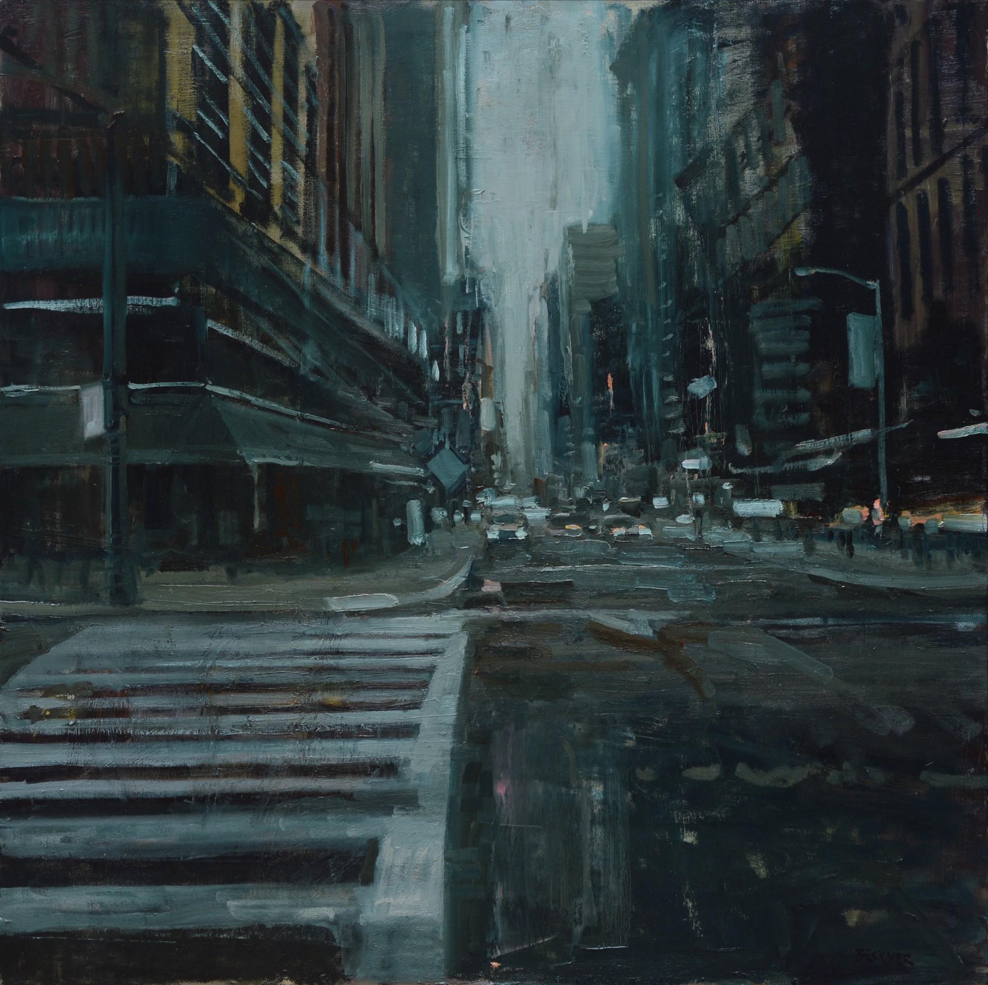 City #4 by Jim Beckner