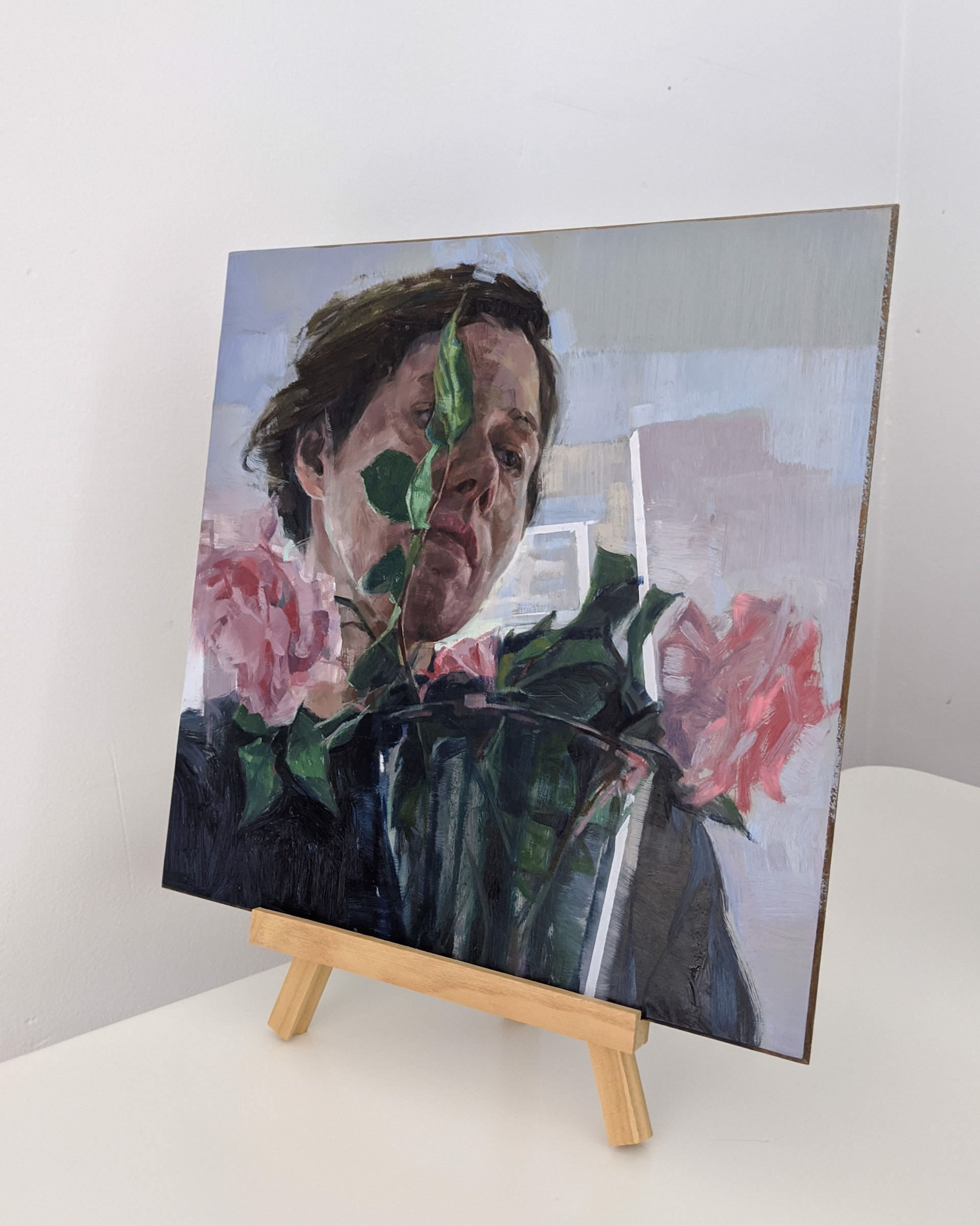 Rose 1 by Elena Burykina