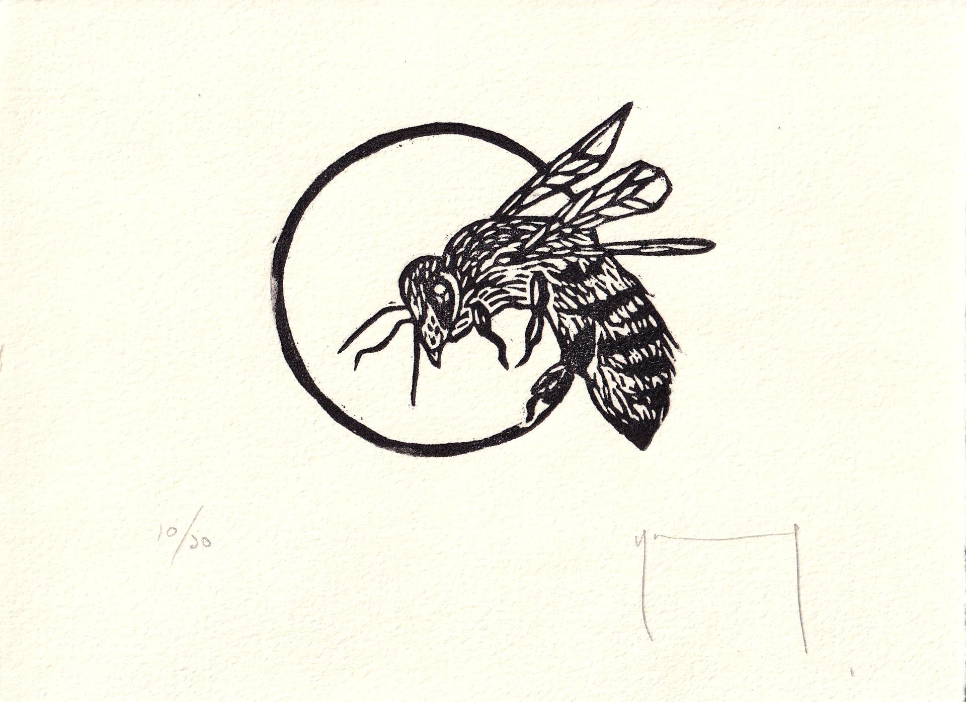 Abeja by Miguel Jimenez Martinez