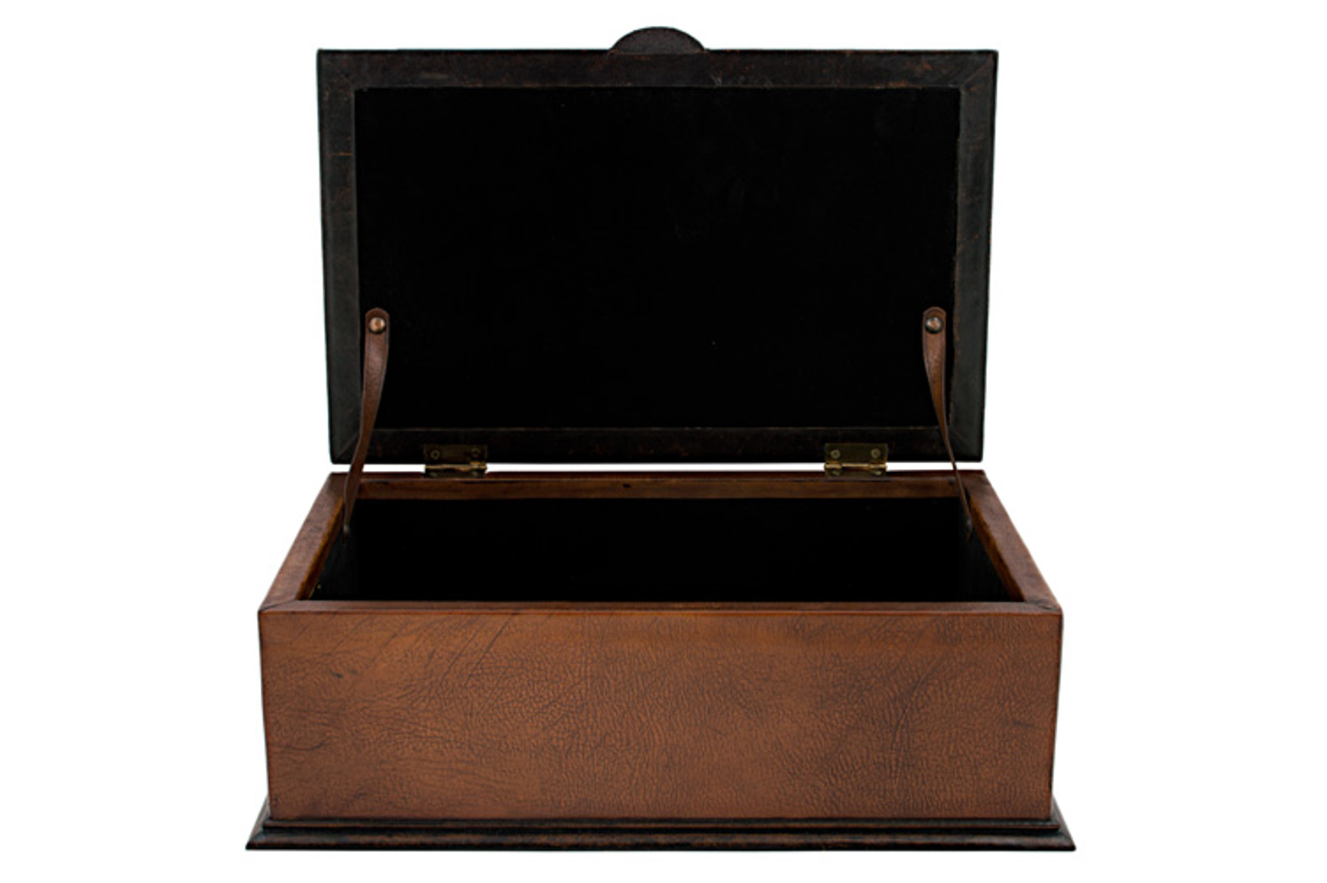 Leather Box by Unknown