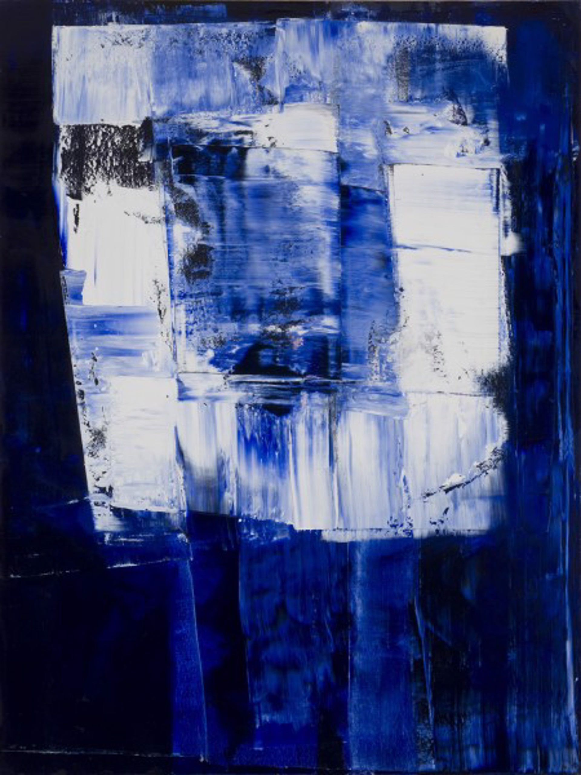 Blue-White No. 2 by William Song