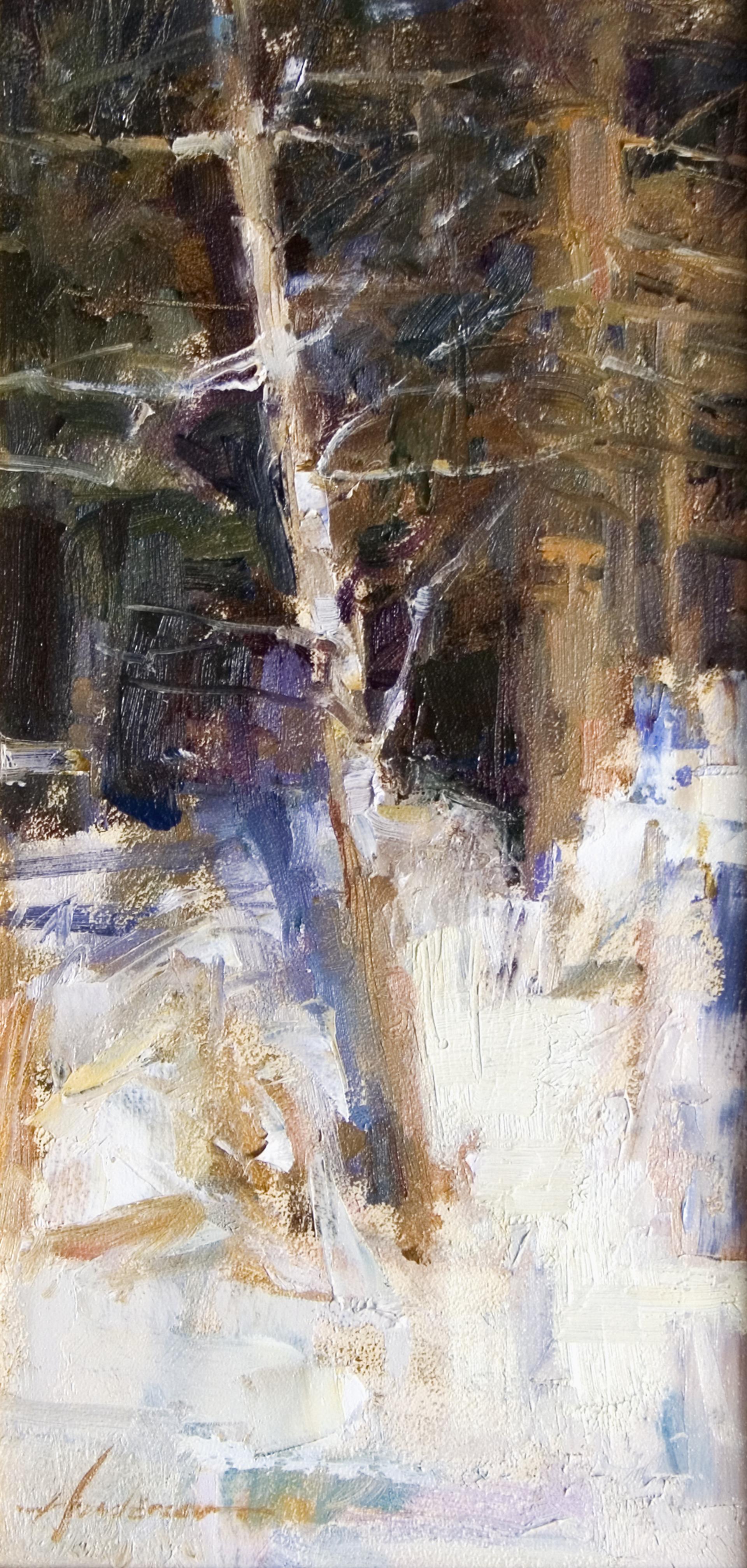 Winter Warmth by Carolyn Anderson