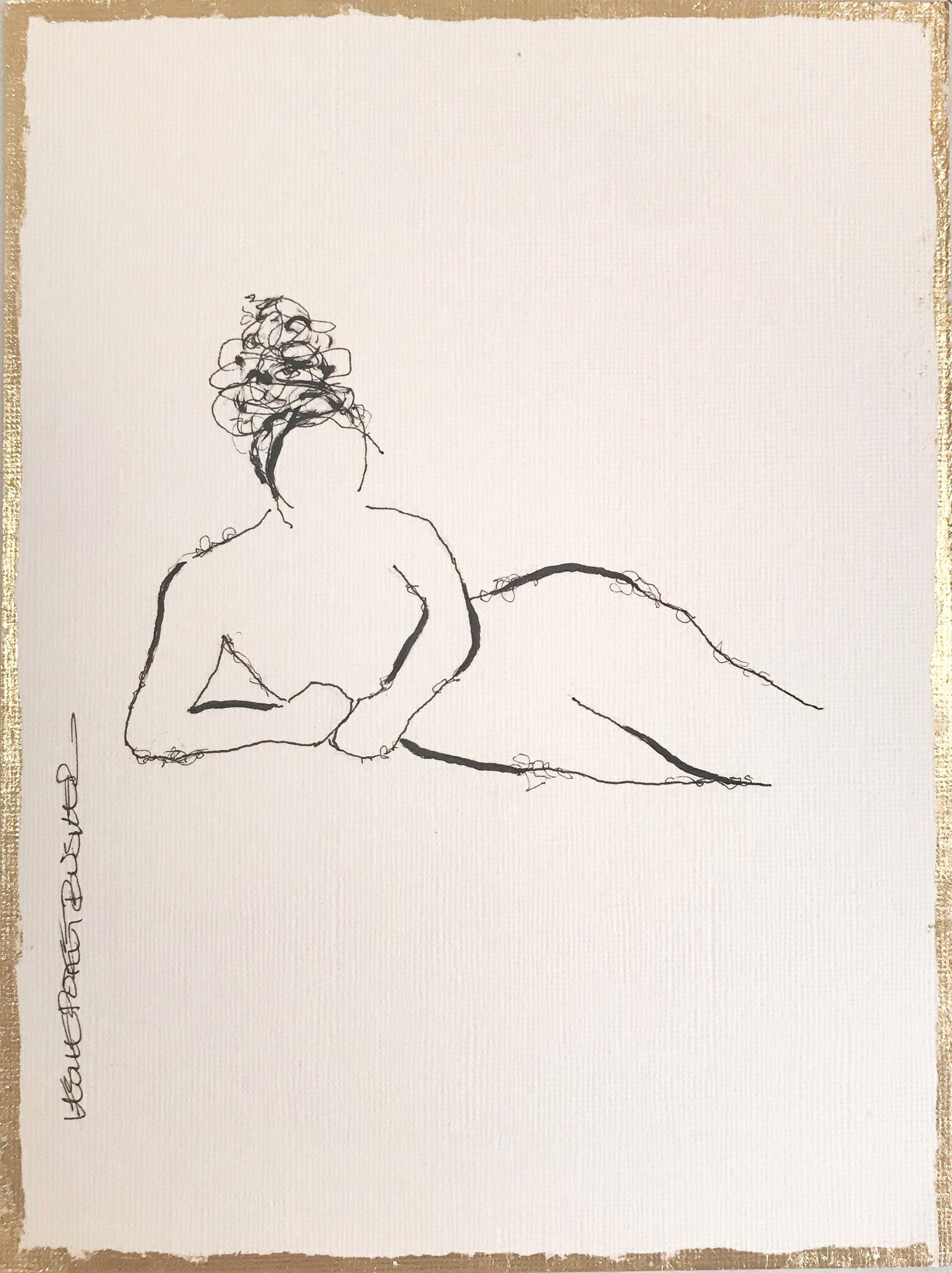 Figure No. 187 by Leslie Poteet Busker
