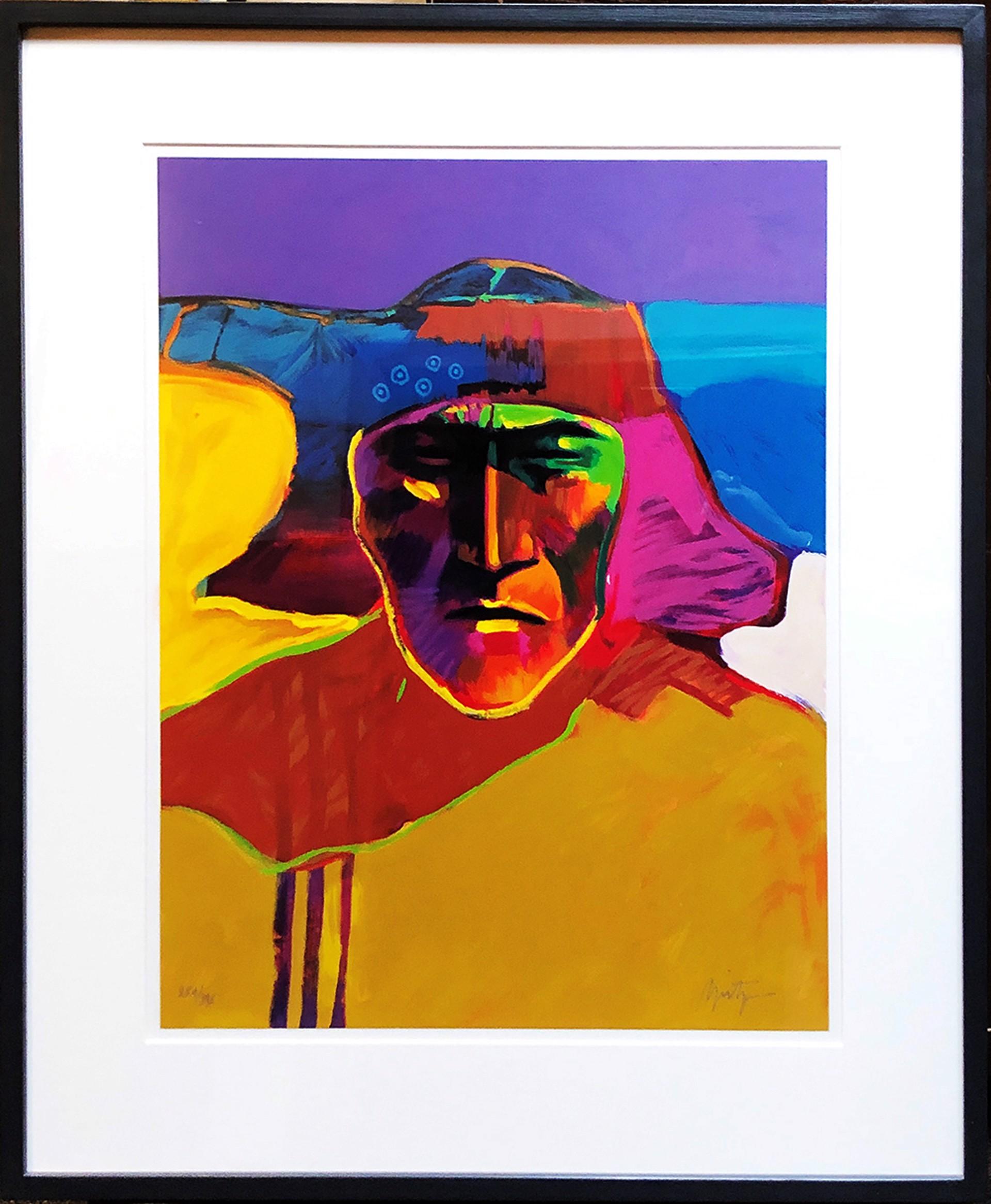 Apache by John Nieto