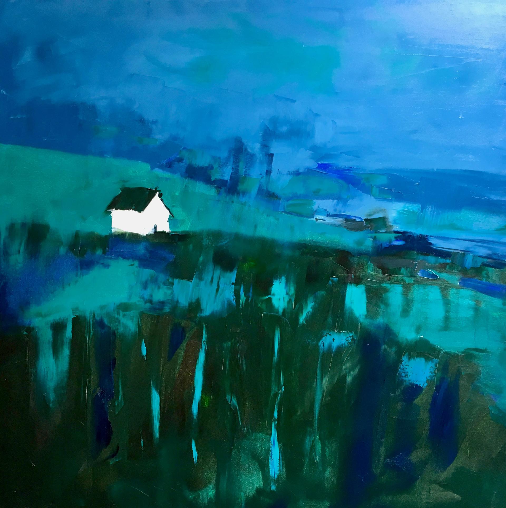 Cobalt Green by Sandra Pratt
