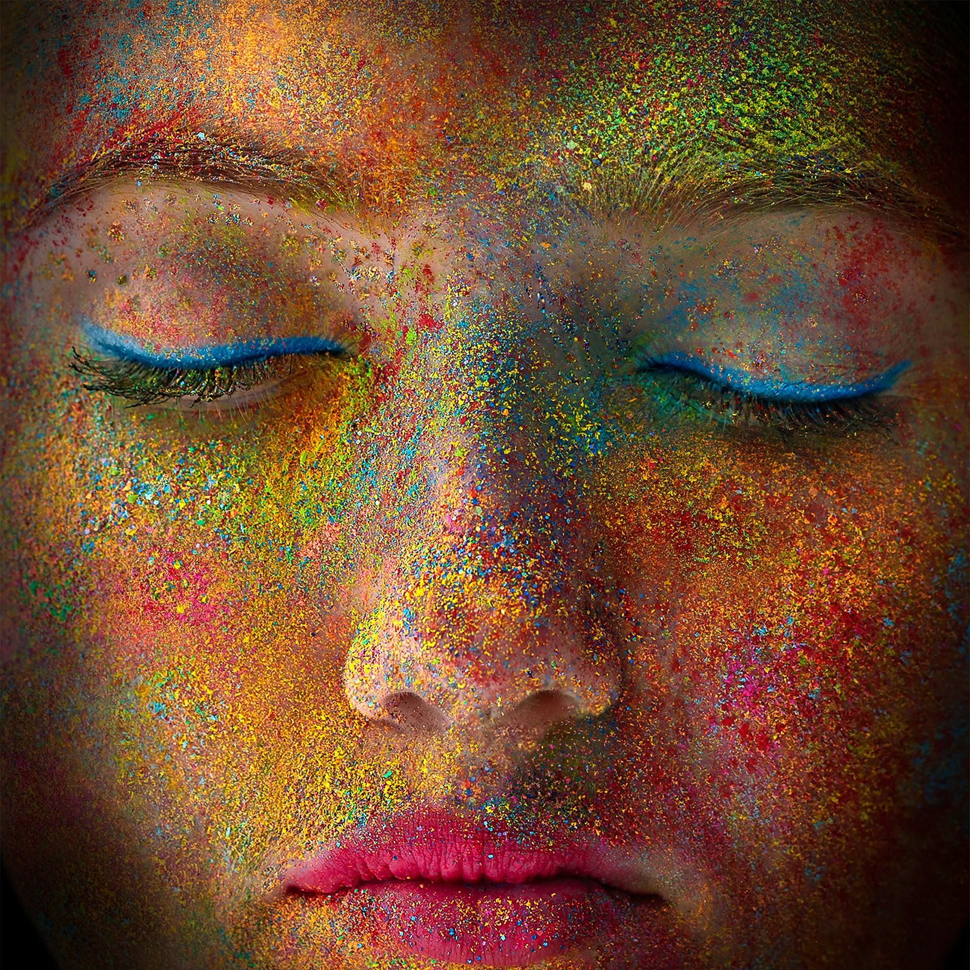 Paintscapes Study I by Parish Kohanim