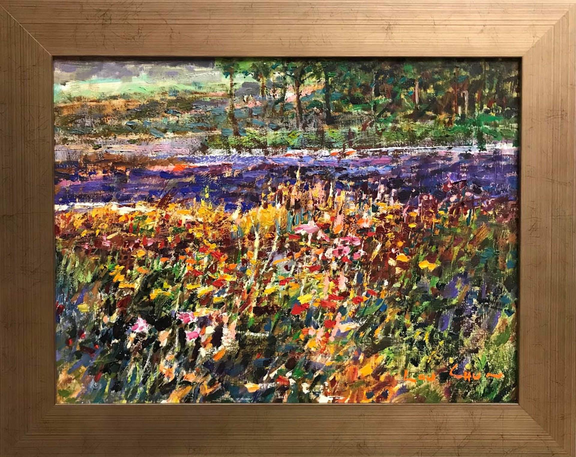Blooming Season by Lau Chun