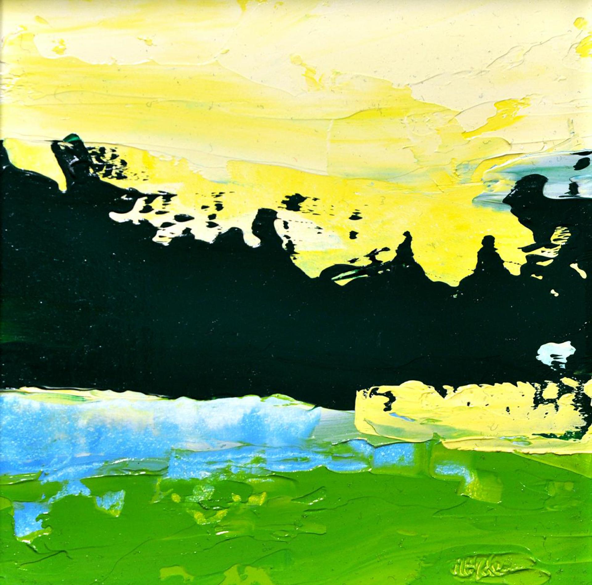 Spring Marsh by Nicole Hyde