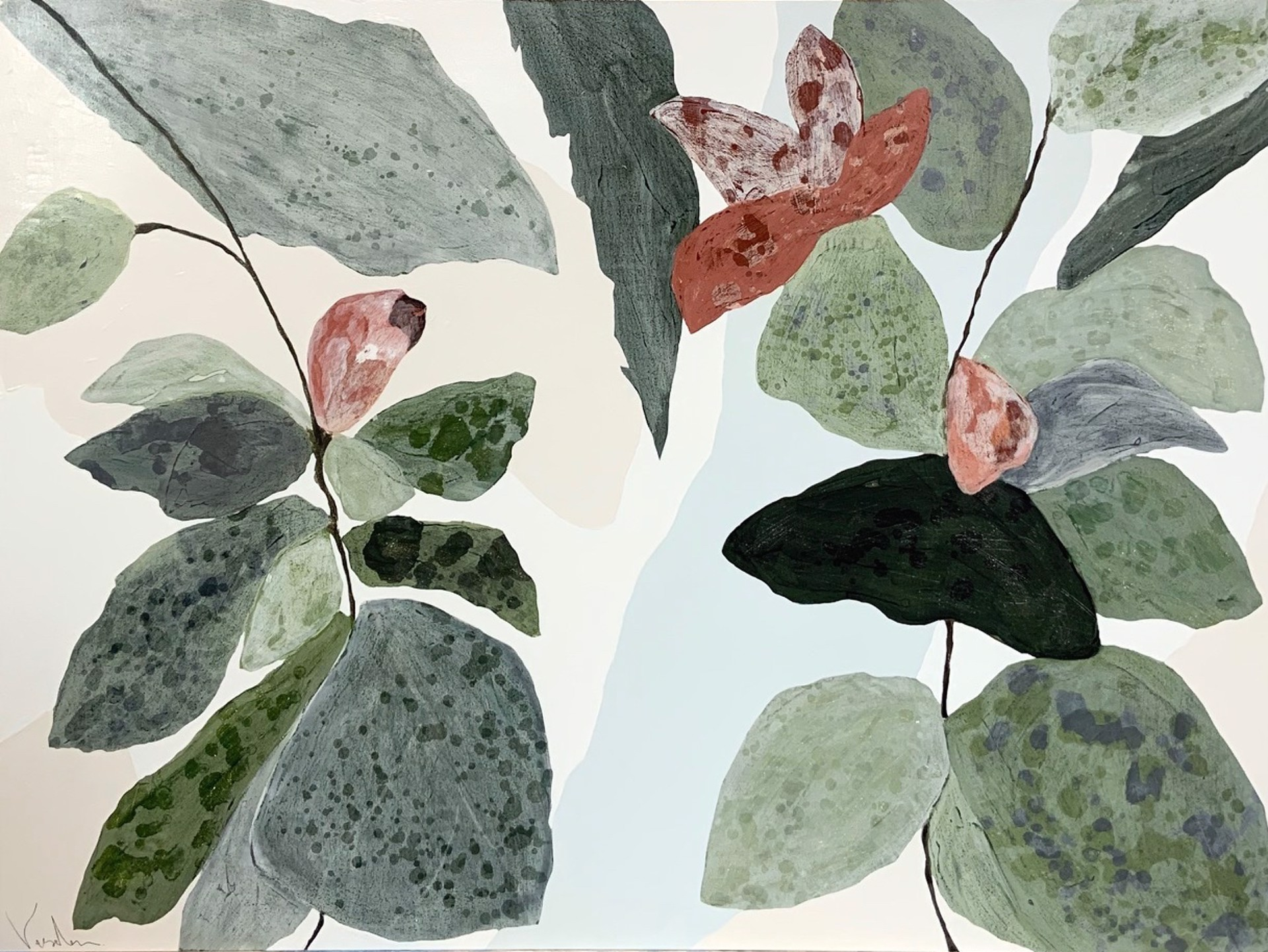 Summer Day by Vesela Baker