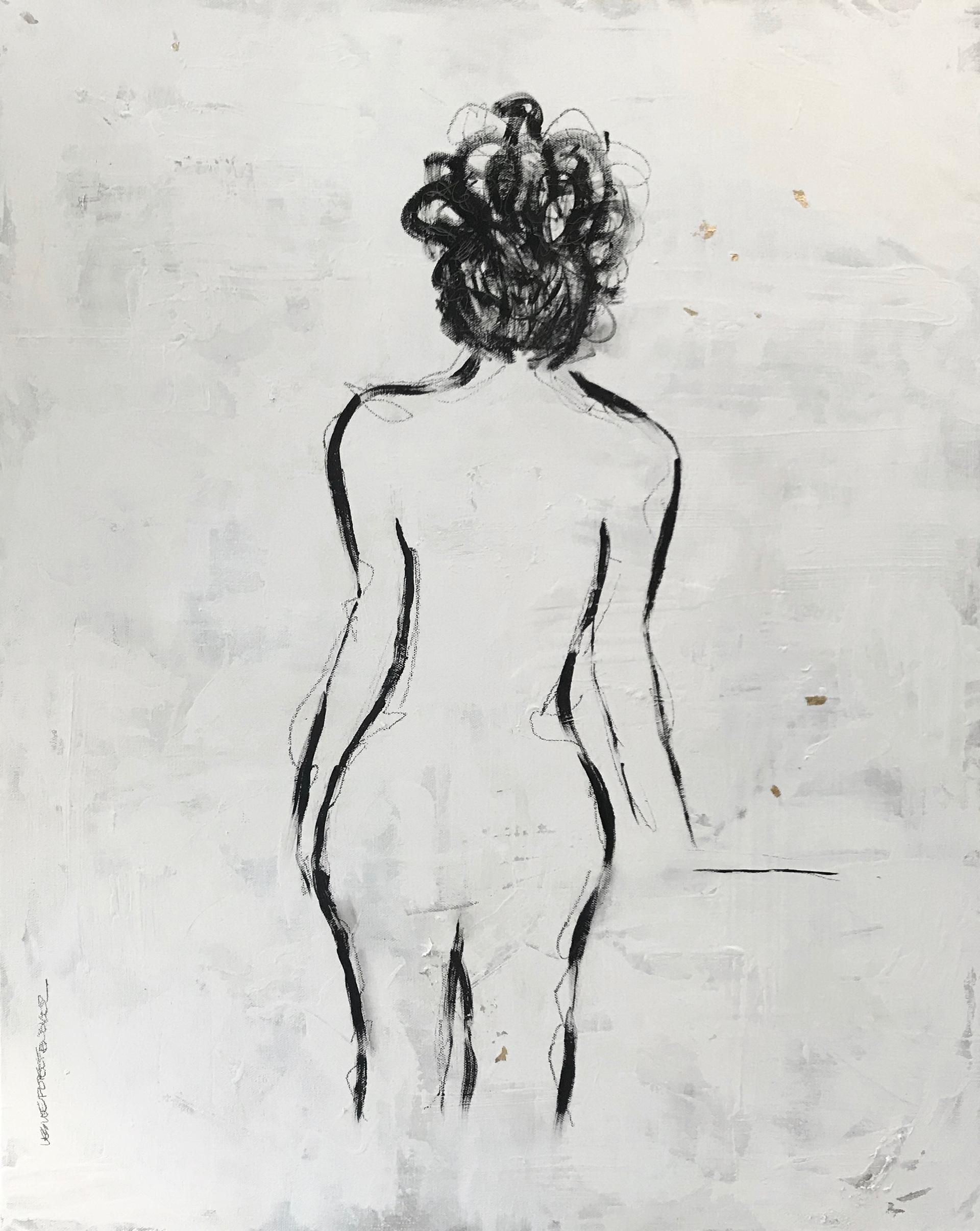 Figure No. 130 by Leslie Poteet Busker