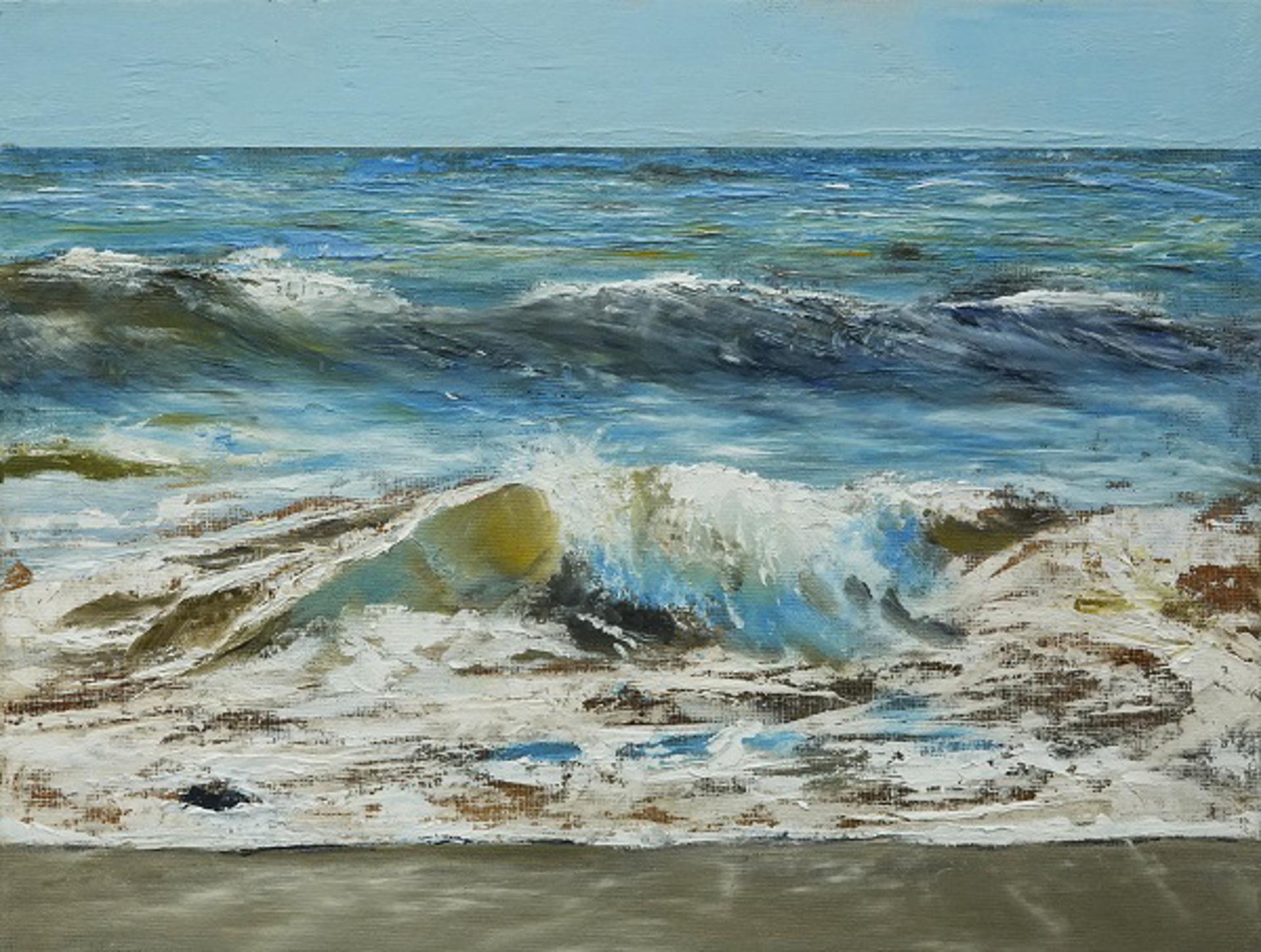 Blue Ocean by Silvia Belviso