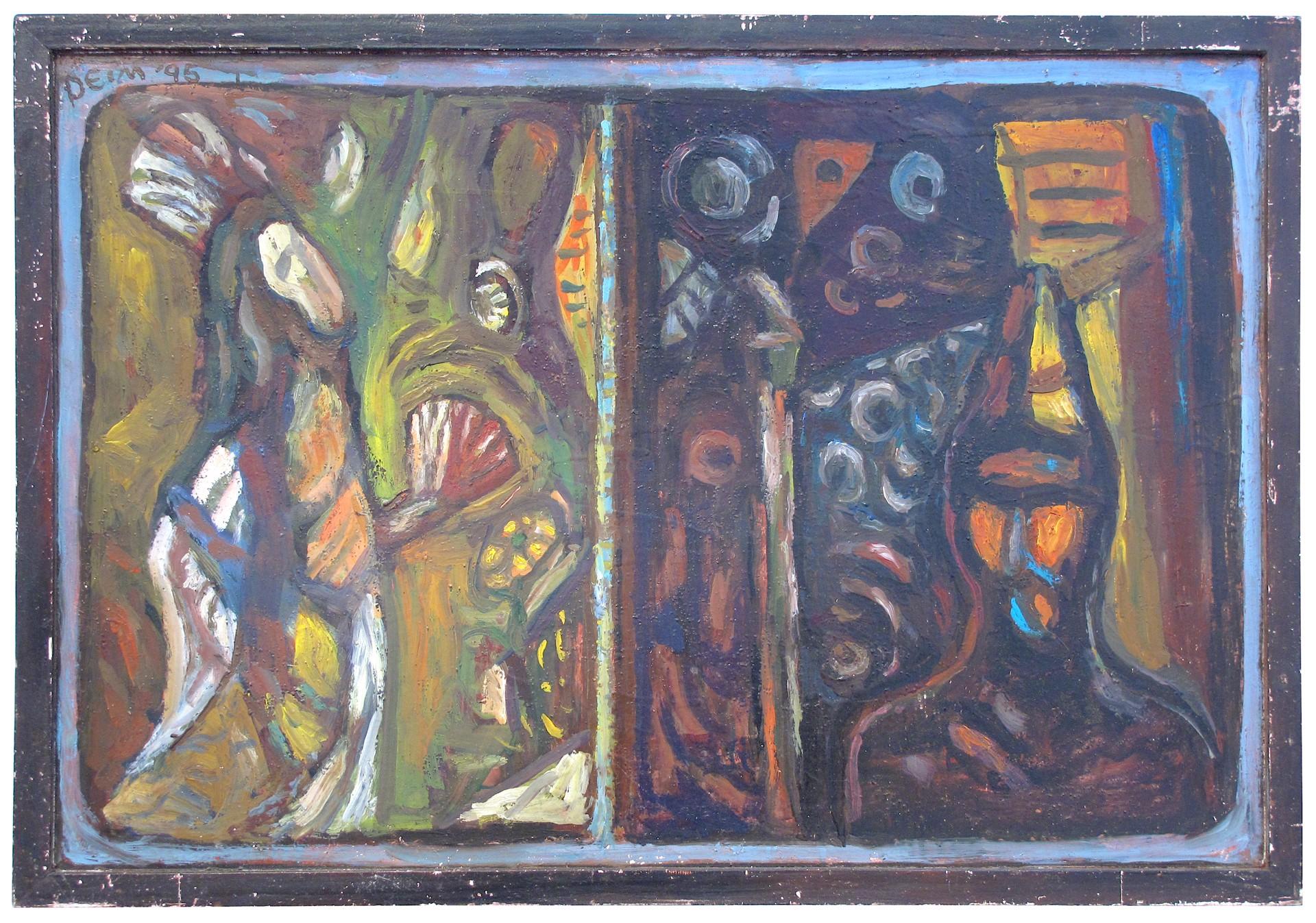 The Midnite Clown by Judith Deim