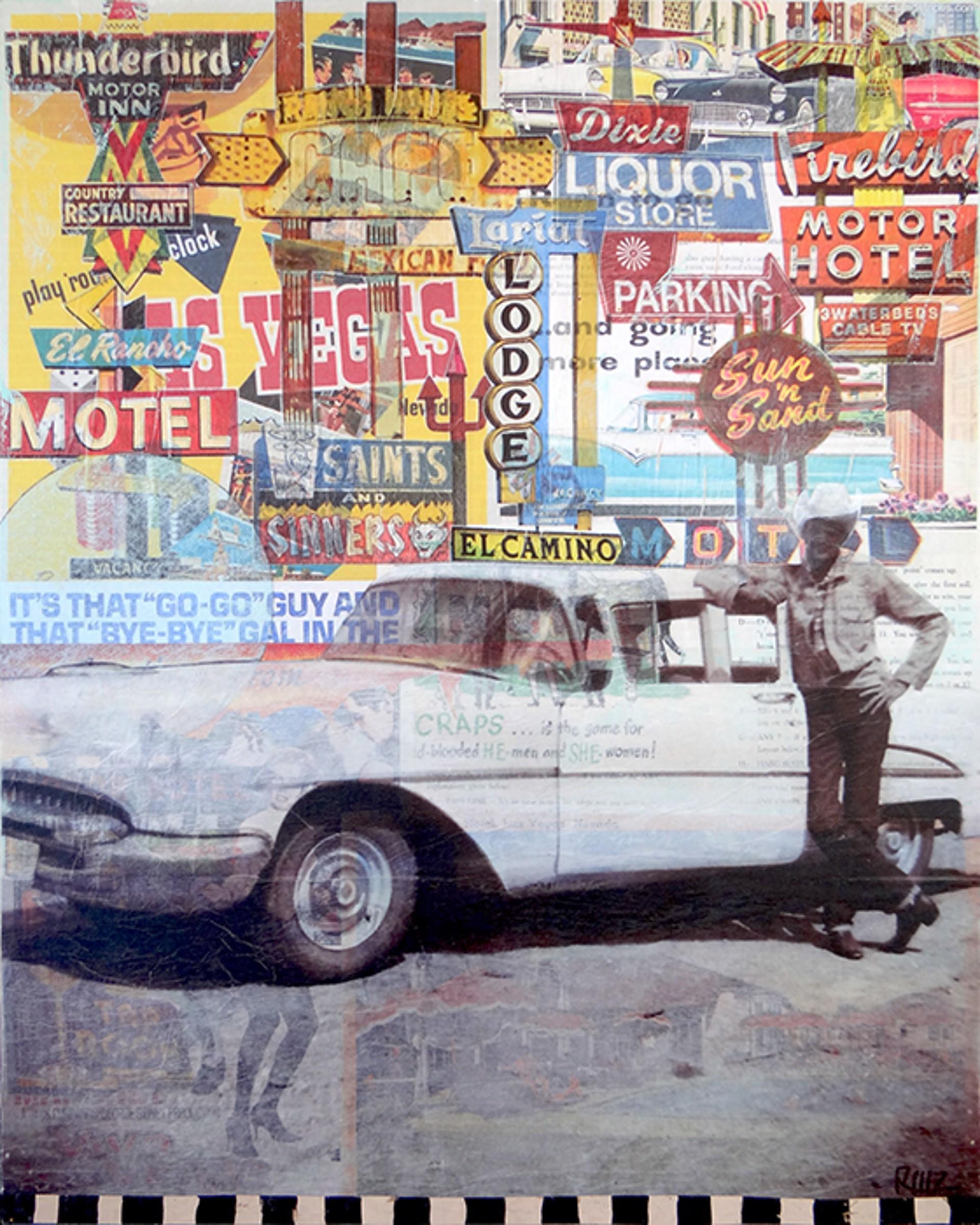 king of the road 2 by Tamara Ruiz
