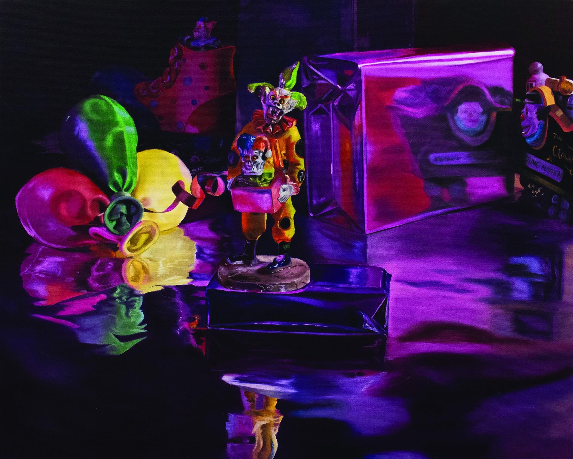 Klowns by Daniela Velez