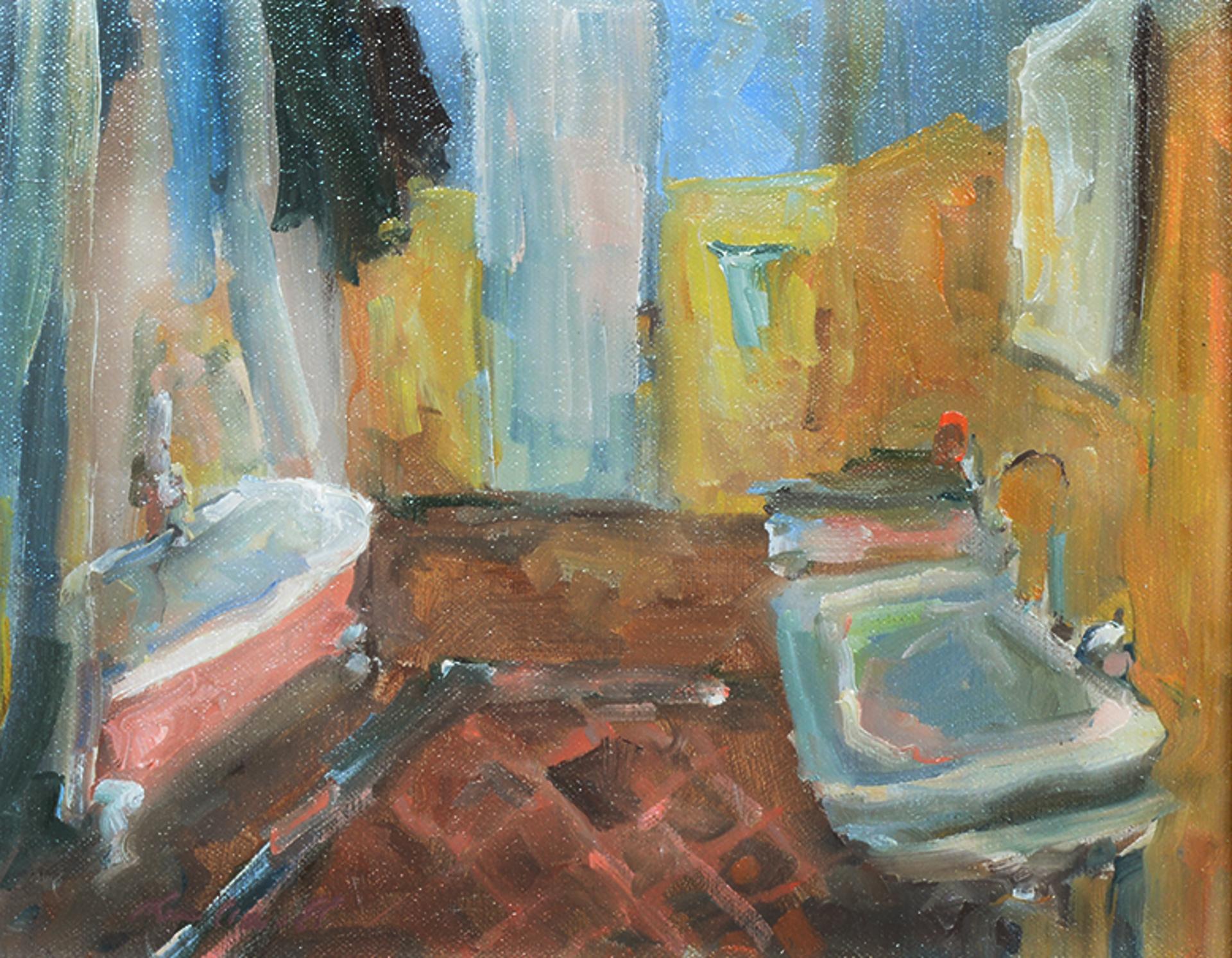 Vasca da Bango (Italian Bathtub) by Karen Hewitt Hagan