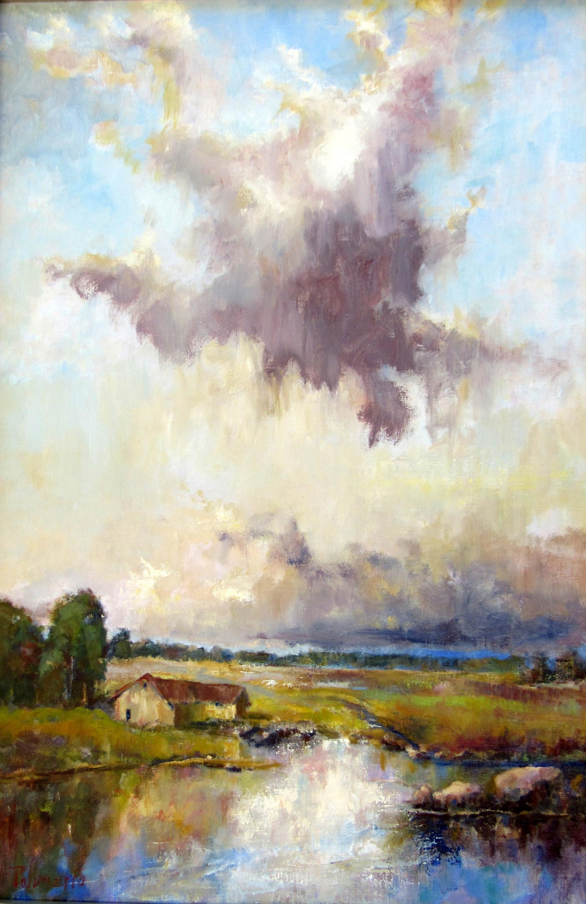 The Blue Horizon by Joe Palmerio