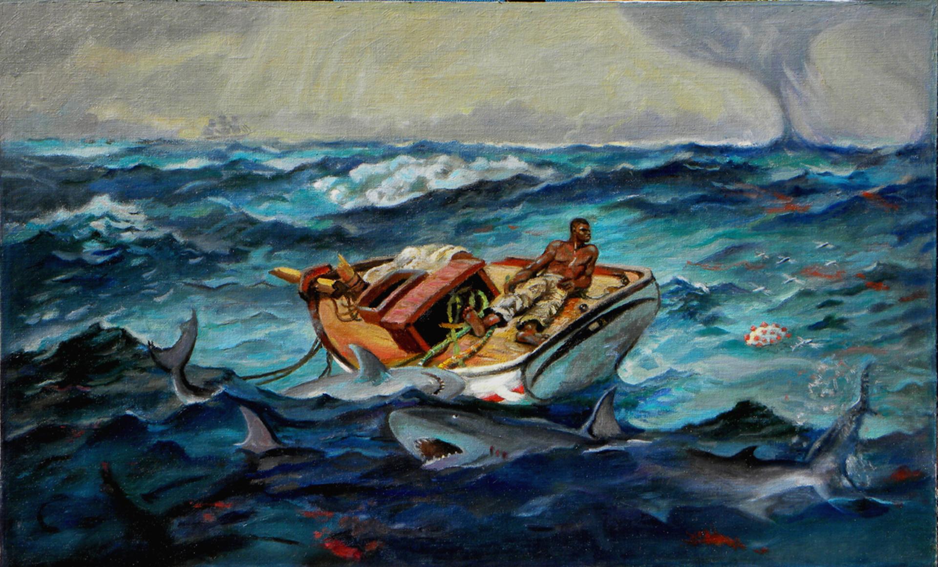 Gulf Stream Pandemic by Tom Sadler