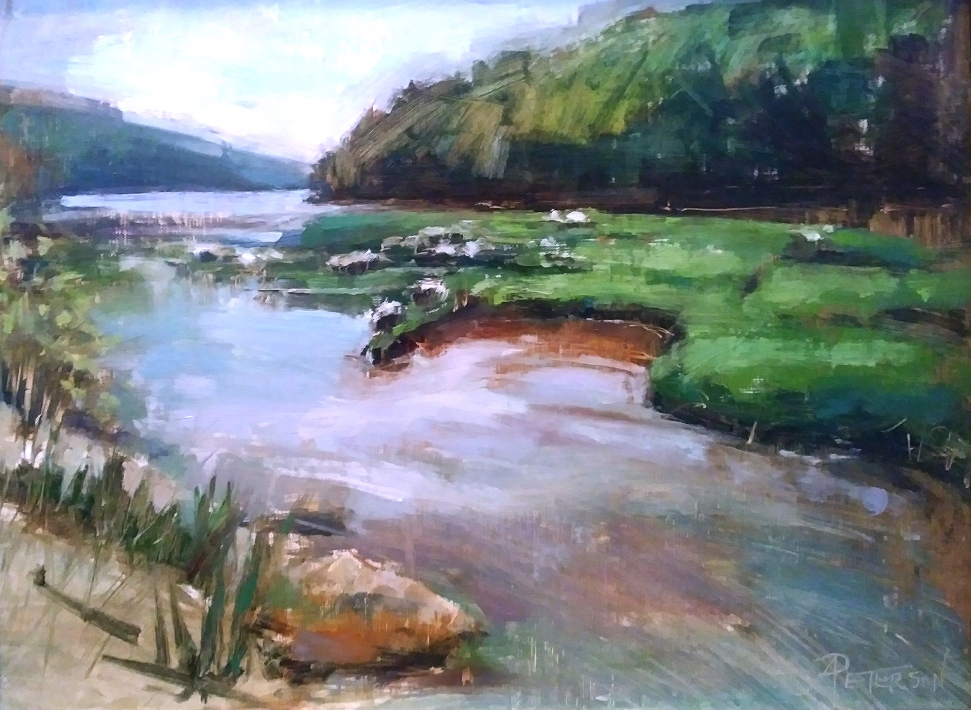 Cahaba Verdure by Amy R. Peterson
