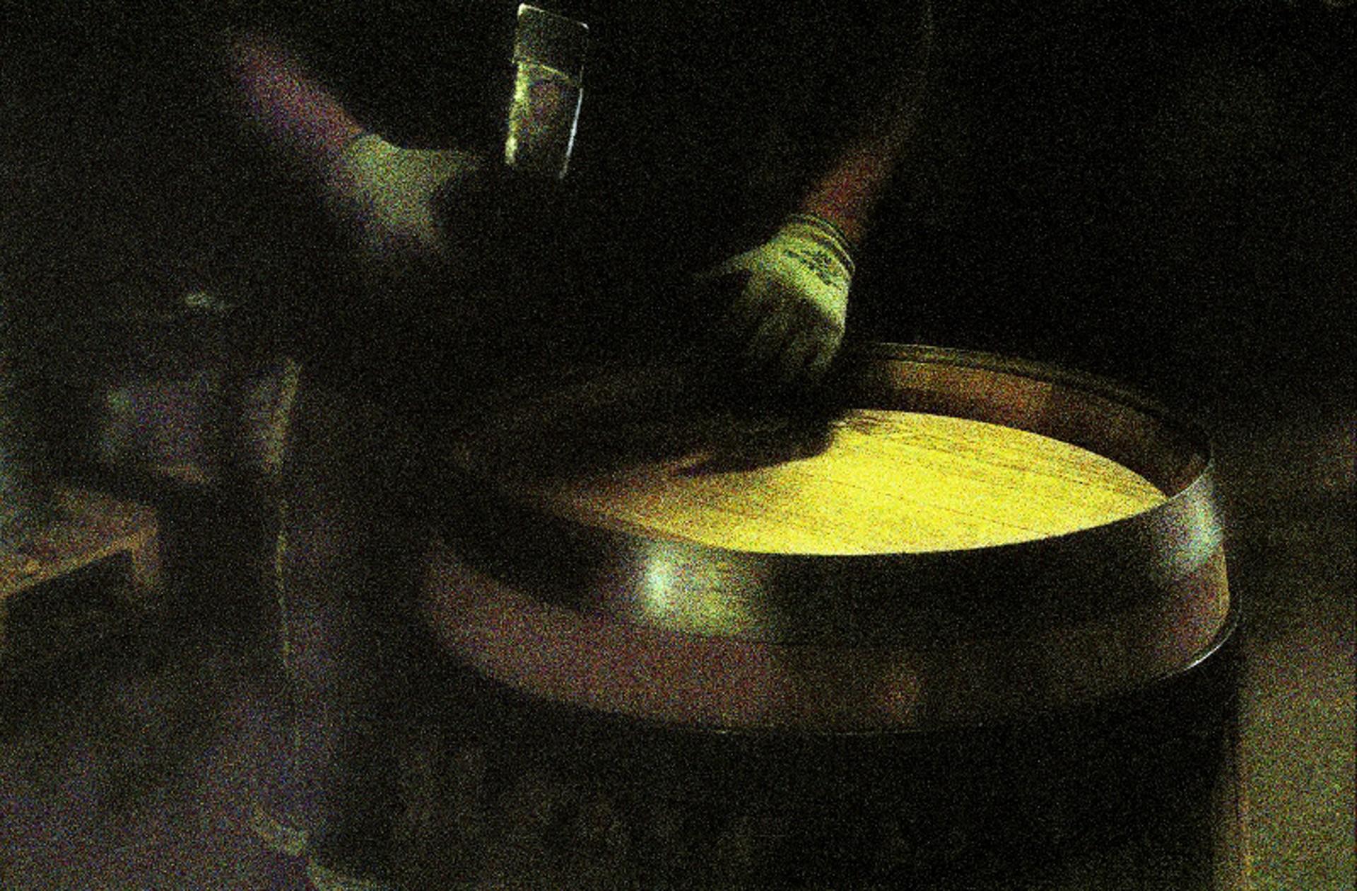 Barrel Craftsman by Sam Aslanian