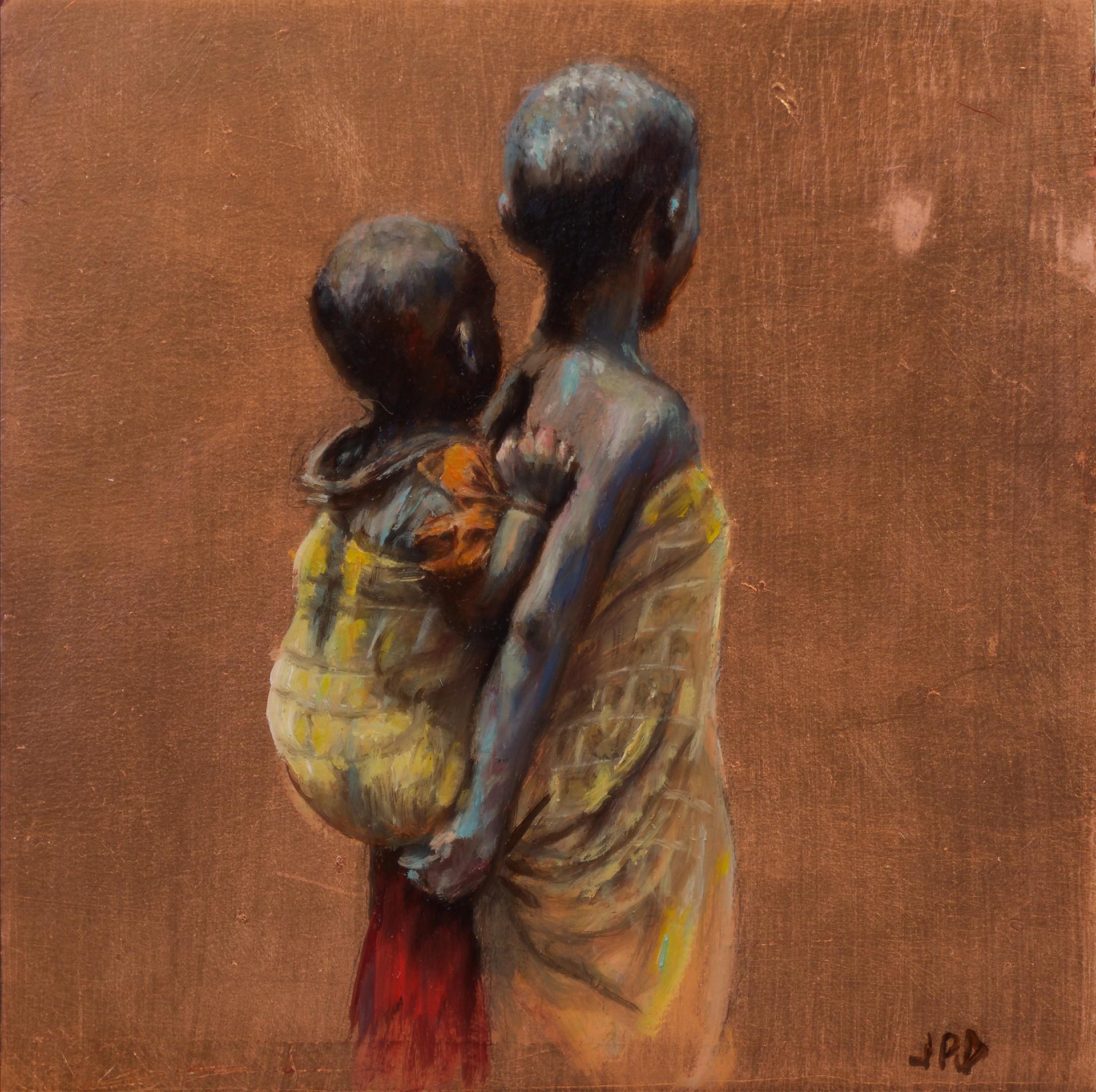 Siblings by Judith Dickinson