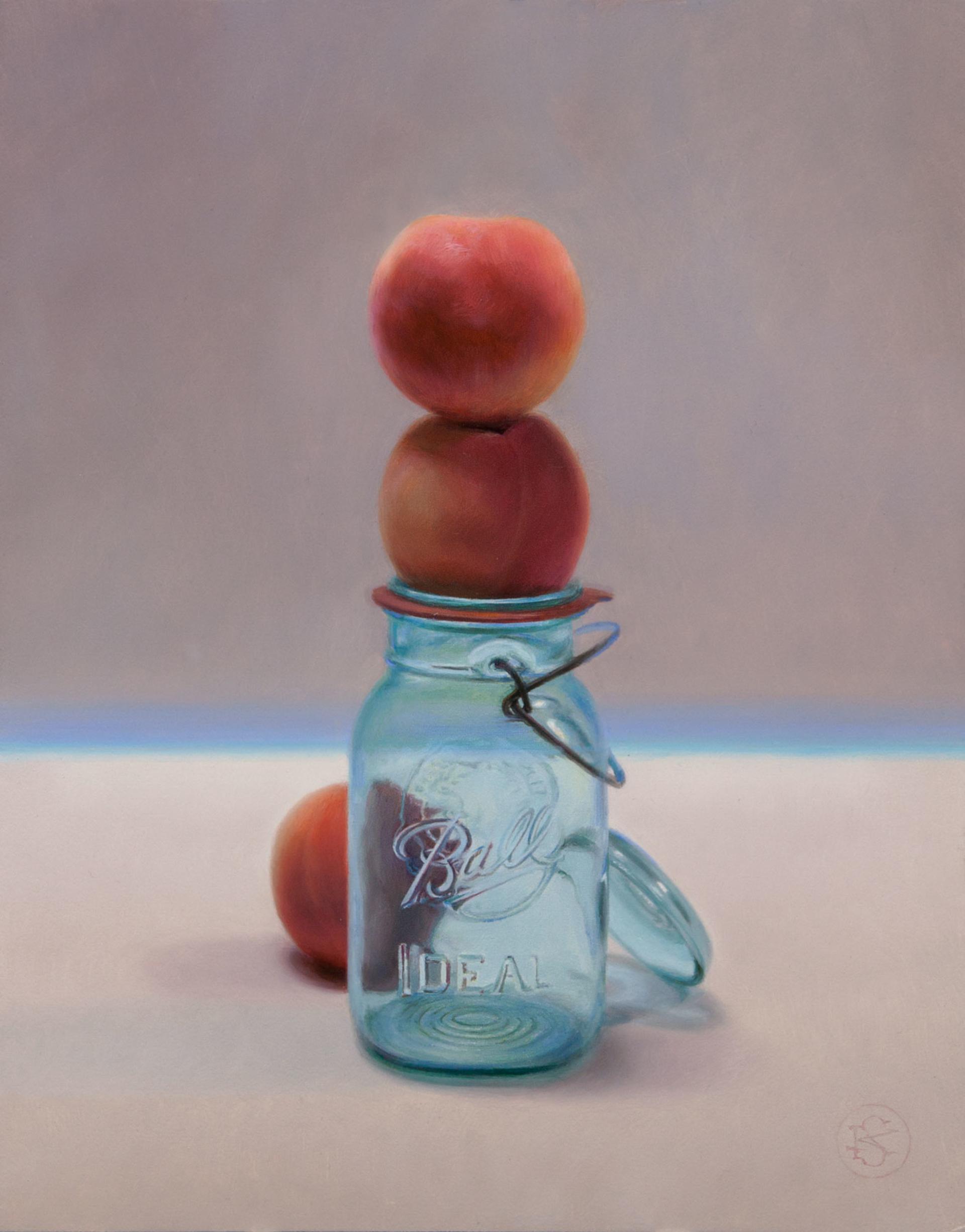 Peachy by Kate Sammons