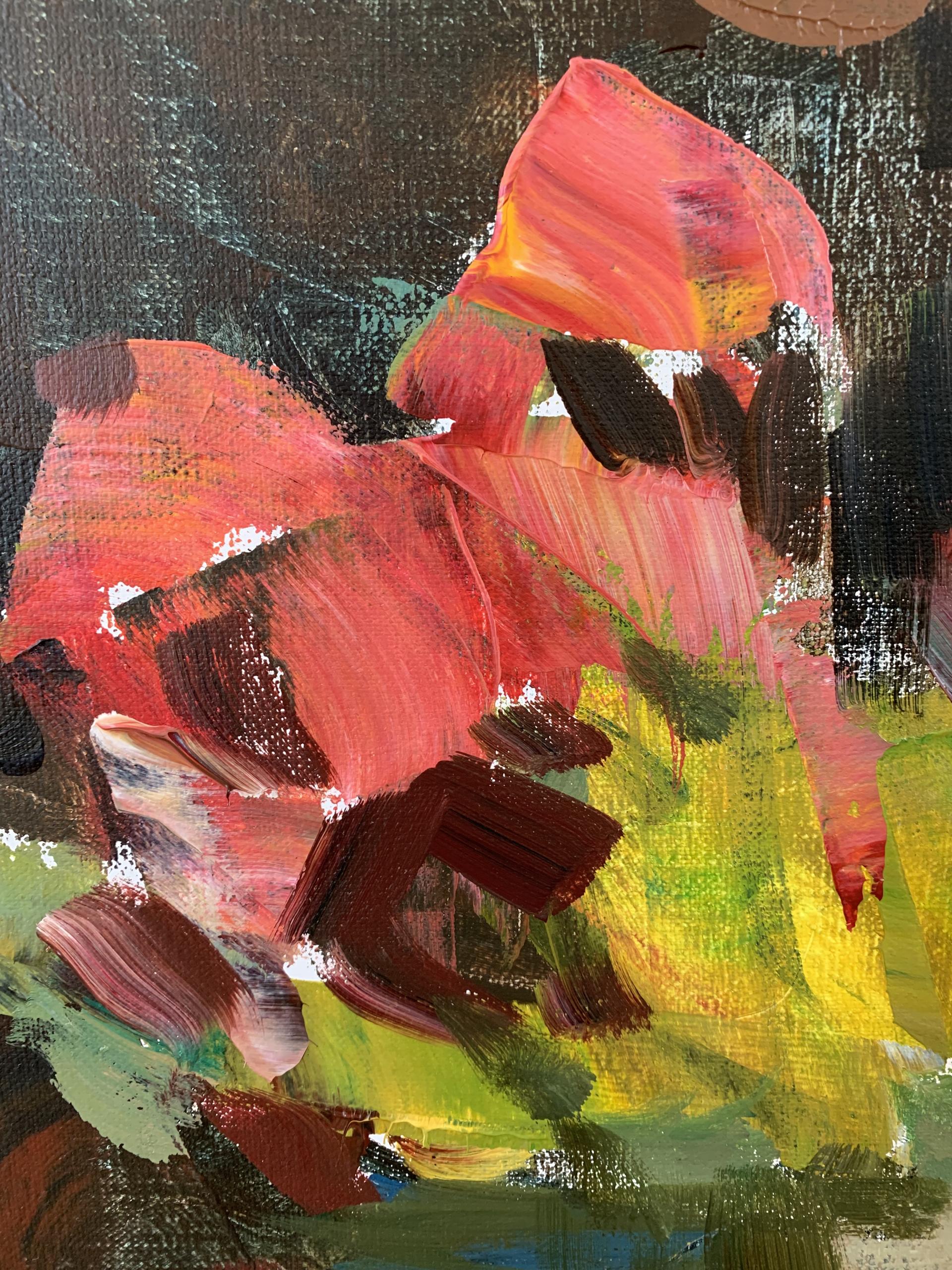 Market Flowers by Anne Blair Brown