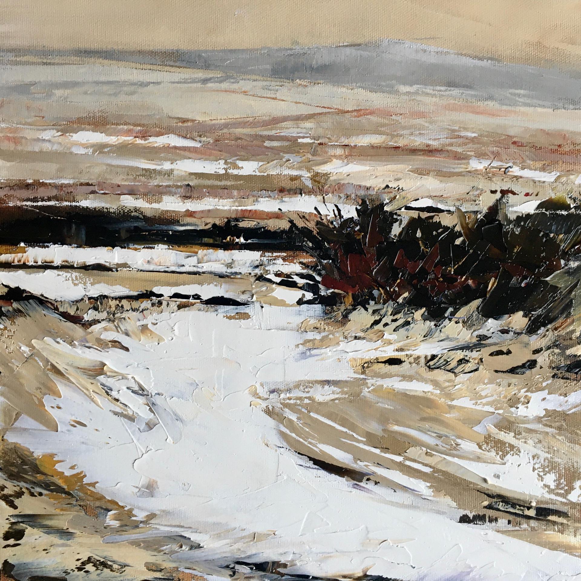 Distant Plains  by Sandra Pratt