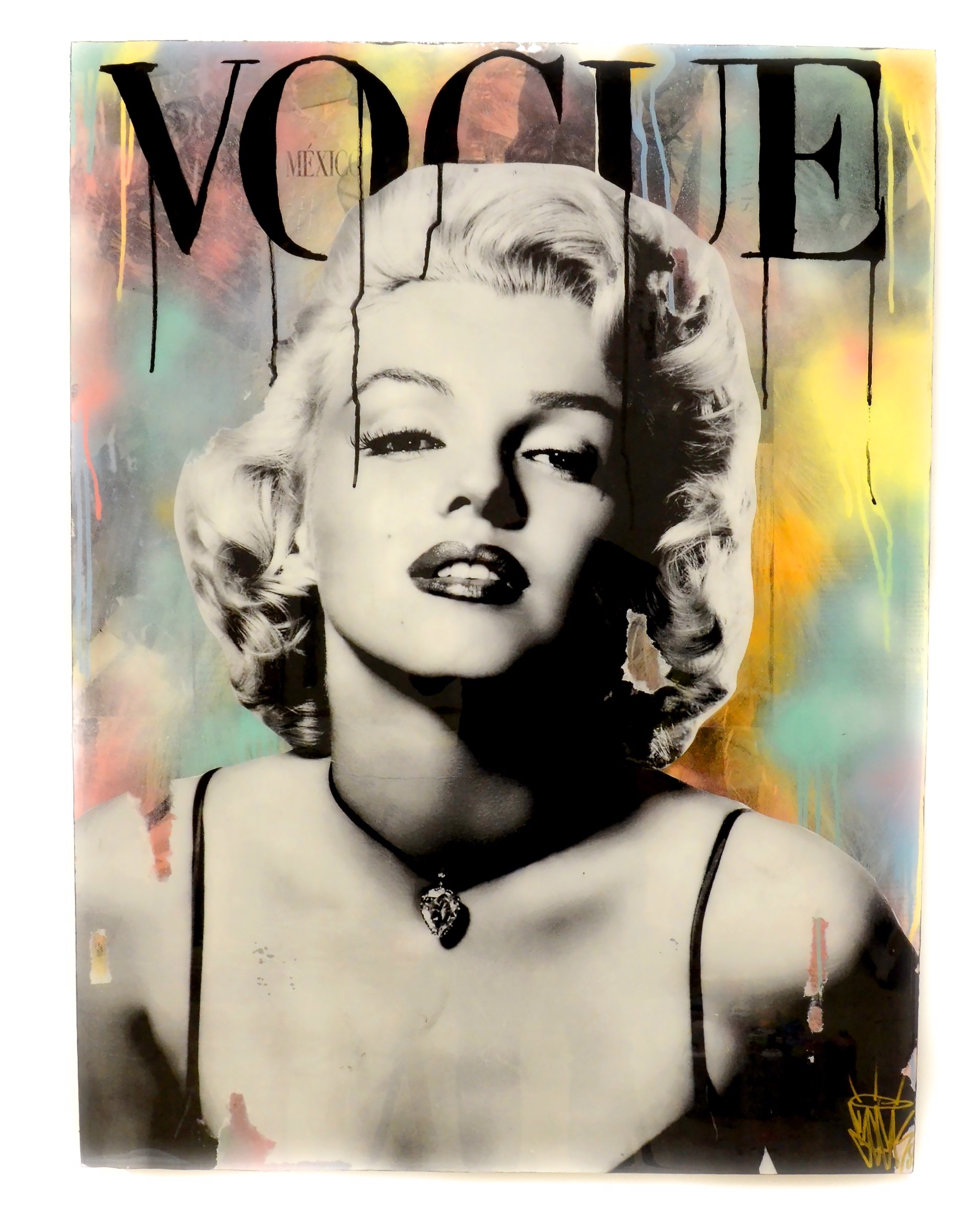 SOLD - Monroe x Vogue - Commissions available by Seek One