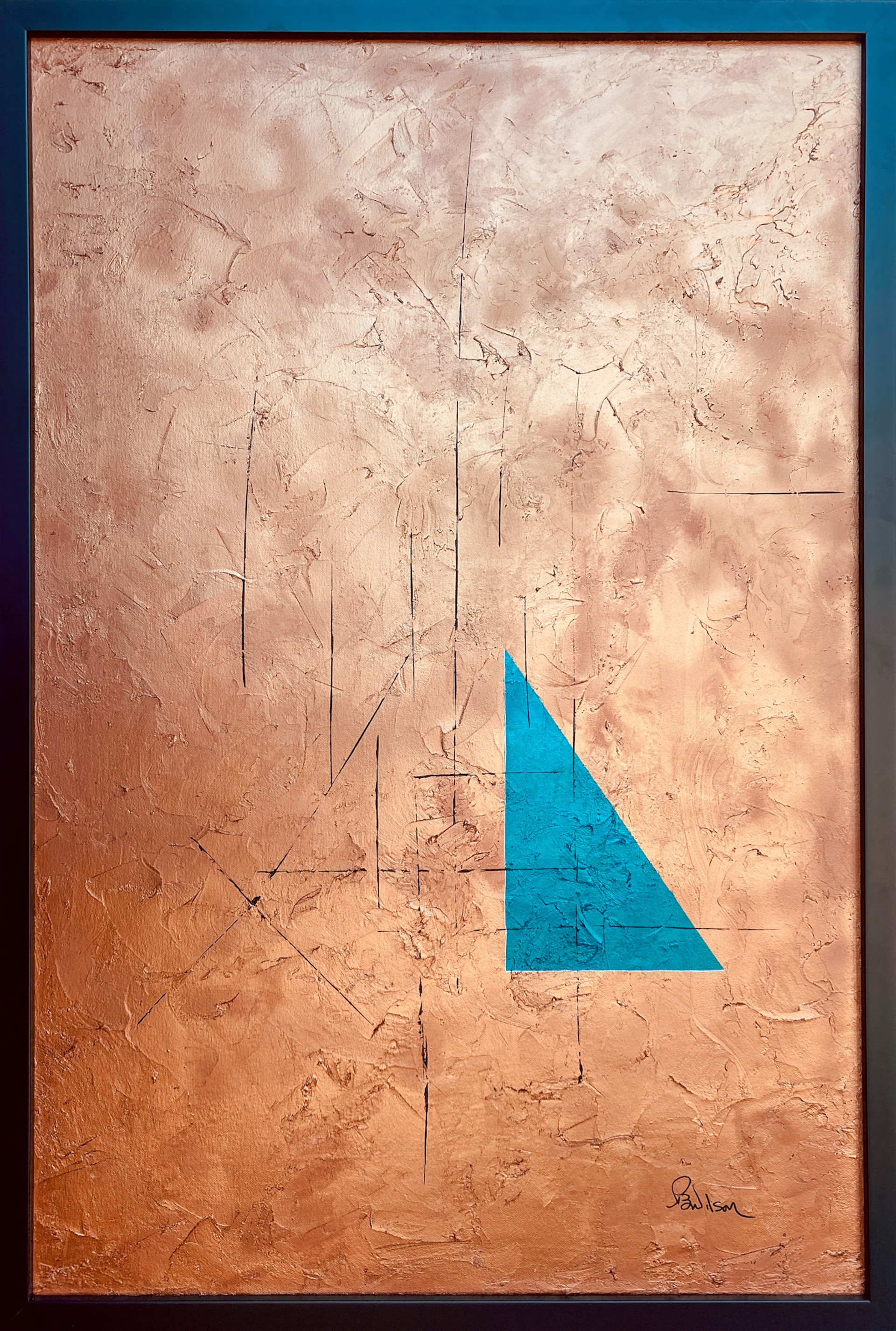 Copper by Patty Wilson