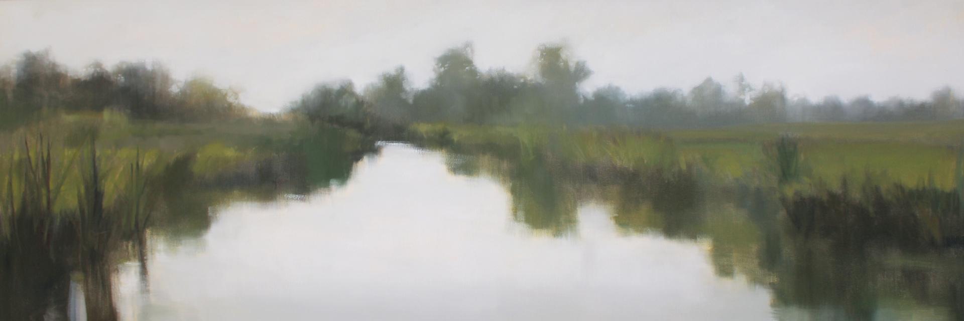Marsh Drifting by Megan Lightell