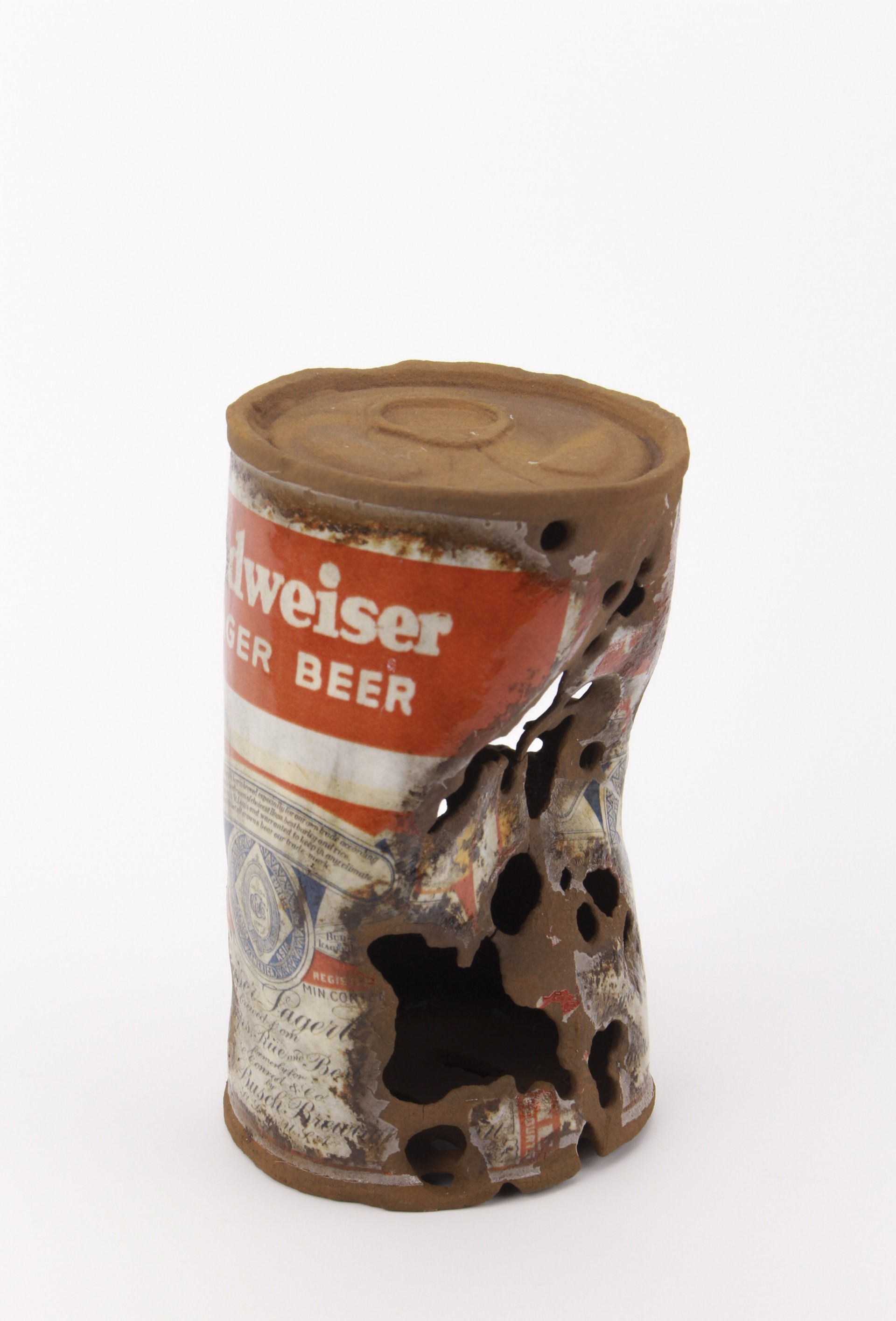 Budweiser Can by Mitchell Spain