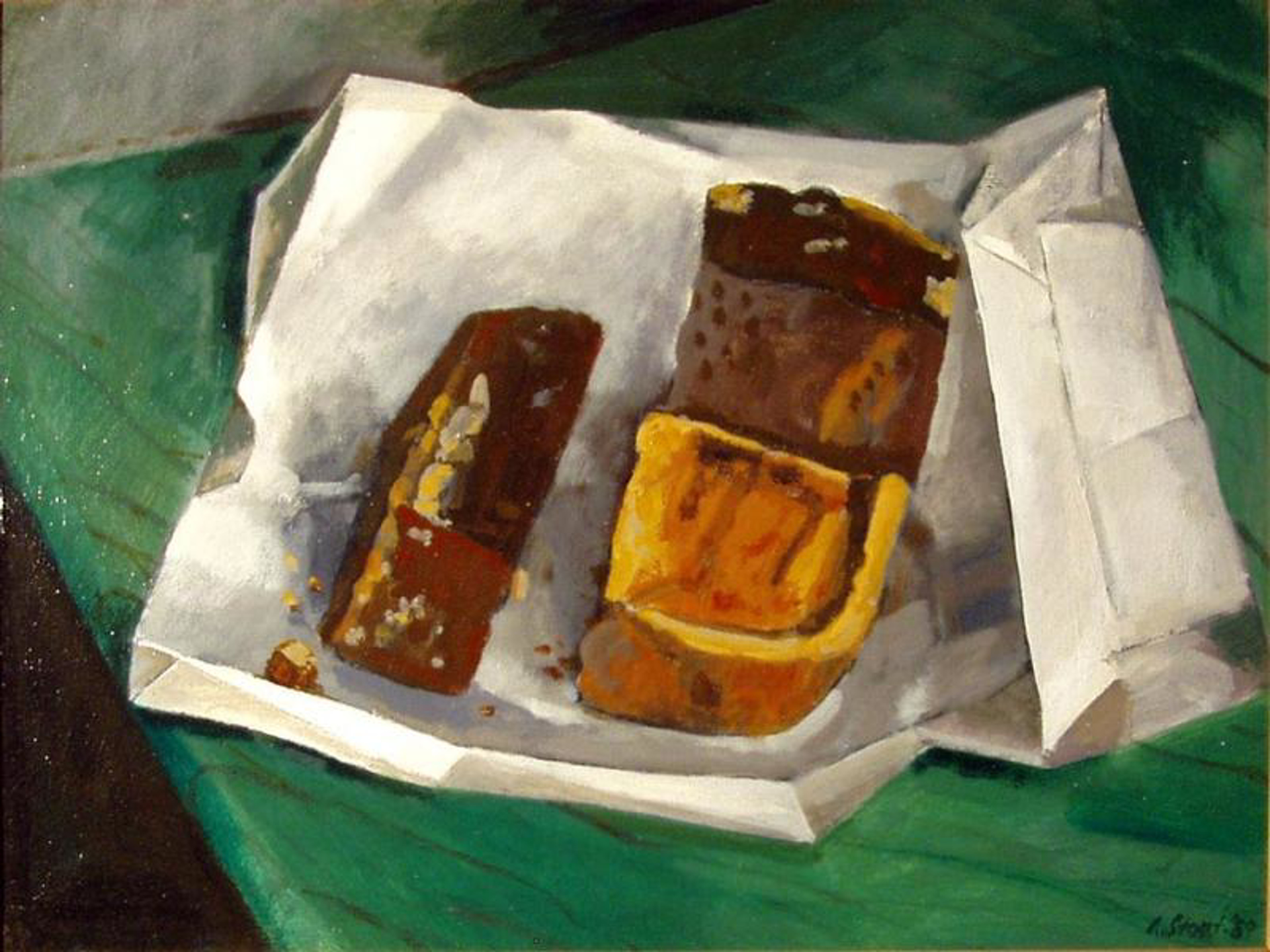 The Brownies by Richard Stout - Early Works