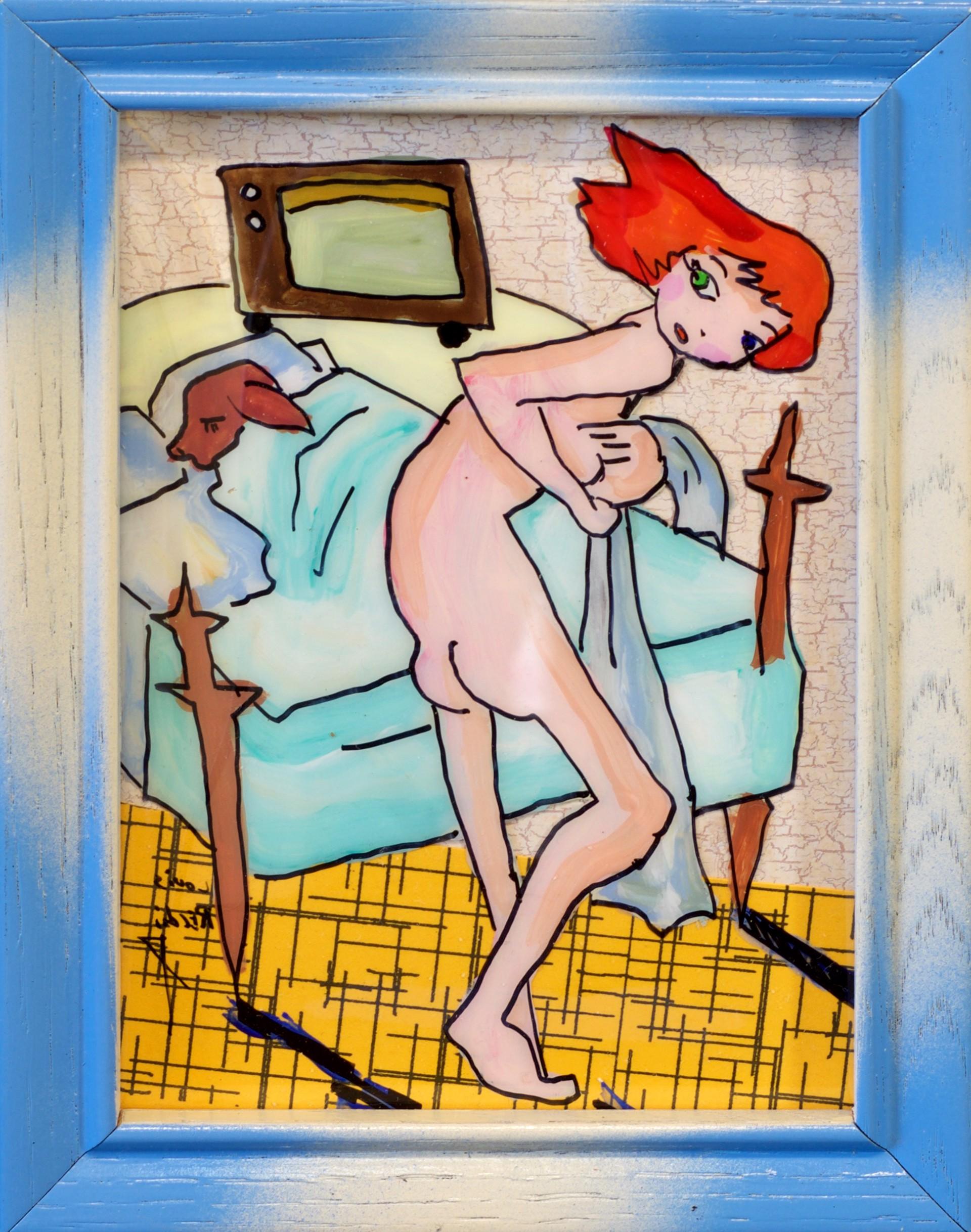 The Getaway by Louis Recchia