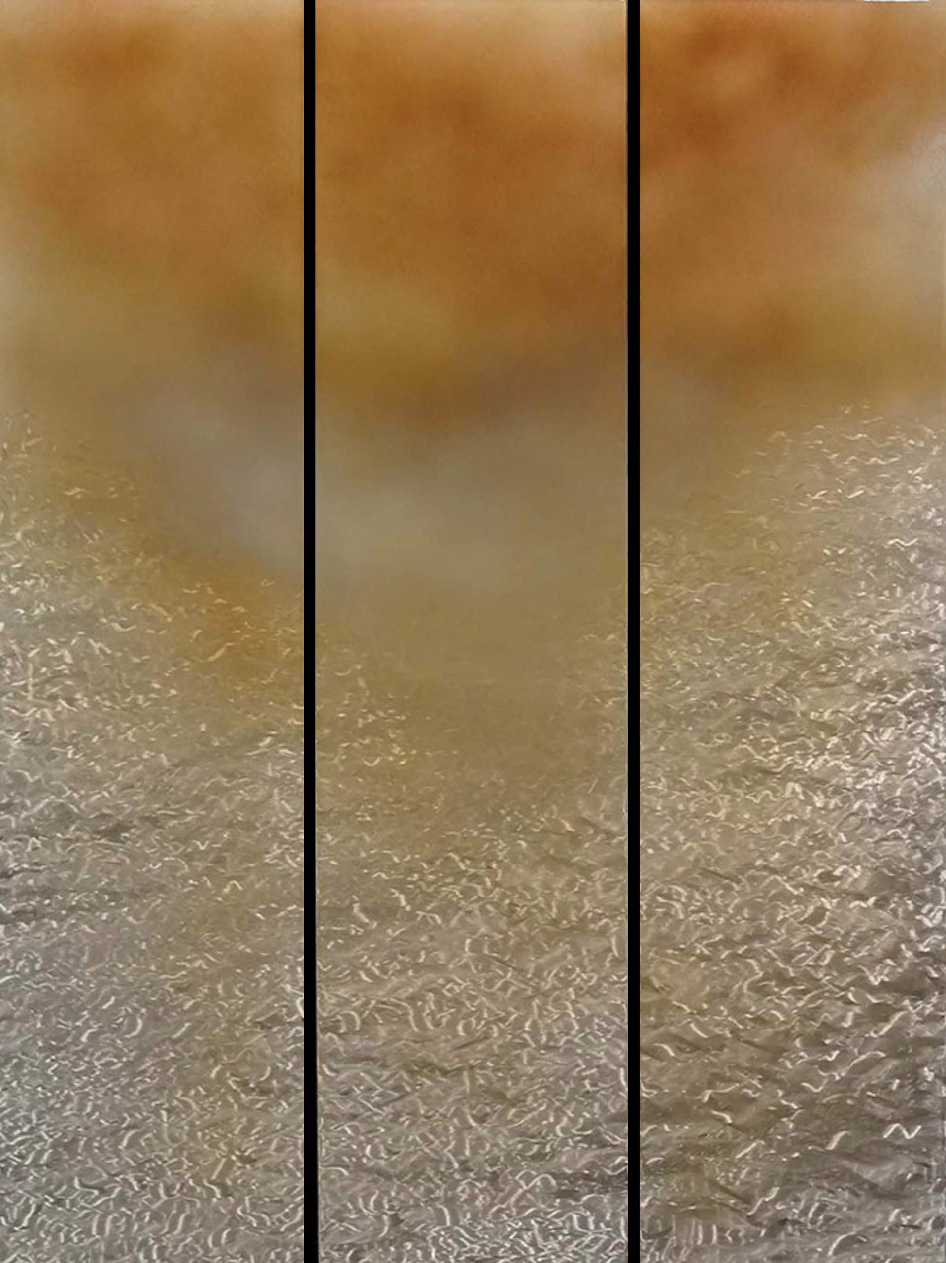 Ruffling Waters - O by Lori Wylie